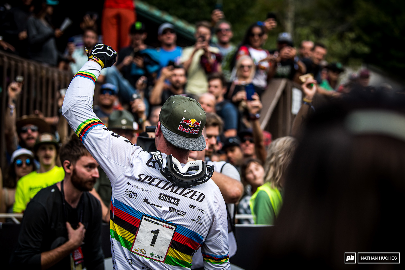 It s been some time since we saw a man in a World Champs jersey claim the World Cup overall. Stats enthusiasts please chime in...