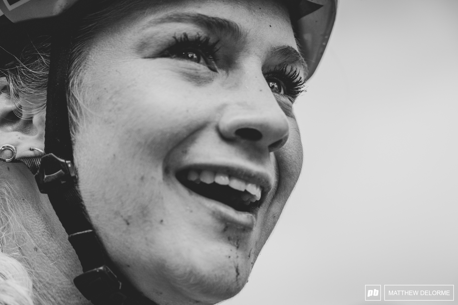 Evie Richards won her final race in the U23 category.