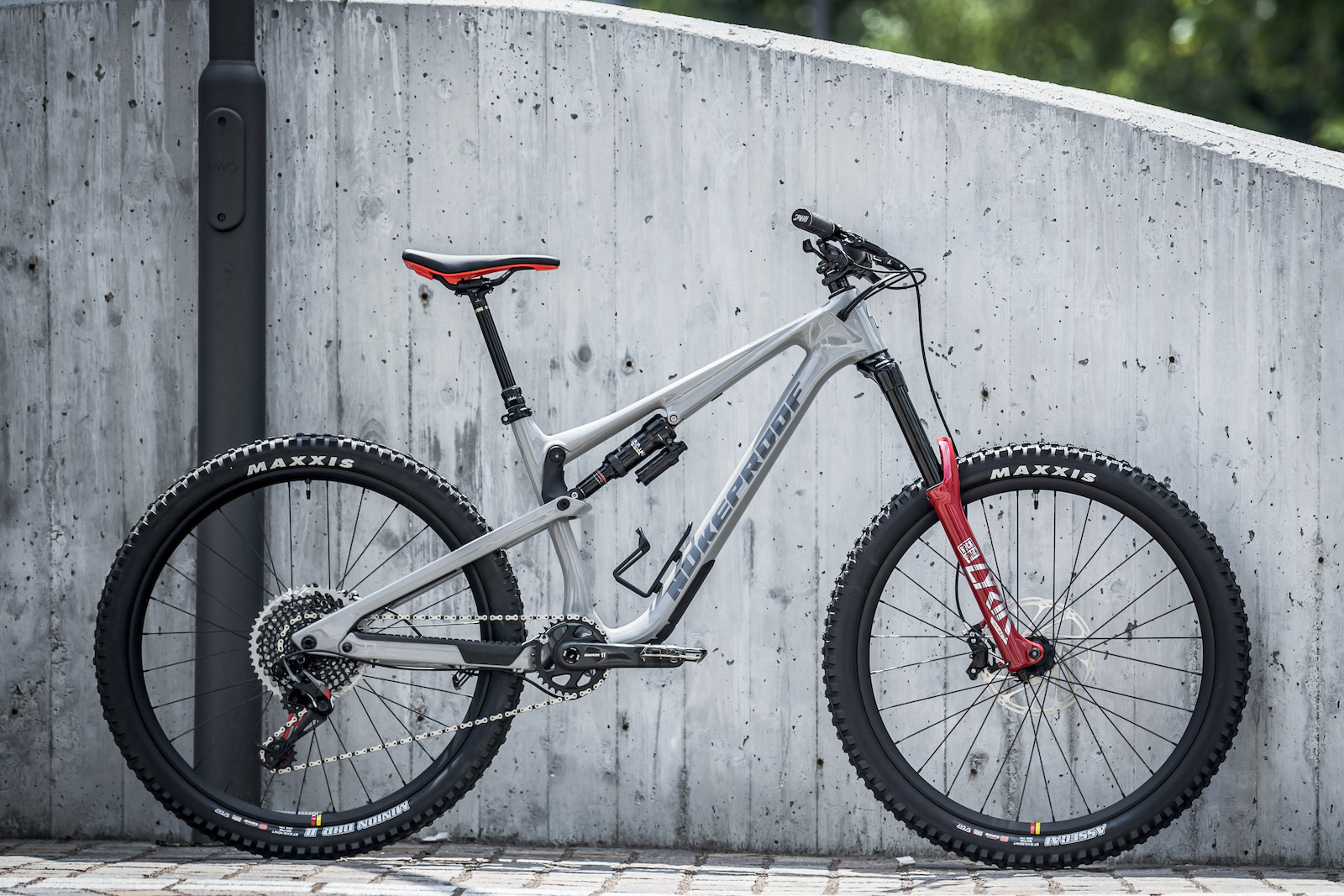 2020 Nukeproof Reactor review