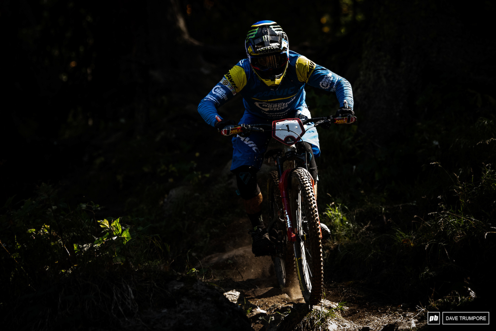 The man on a mission. Sam Hill