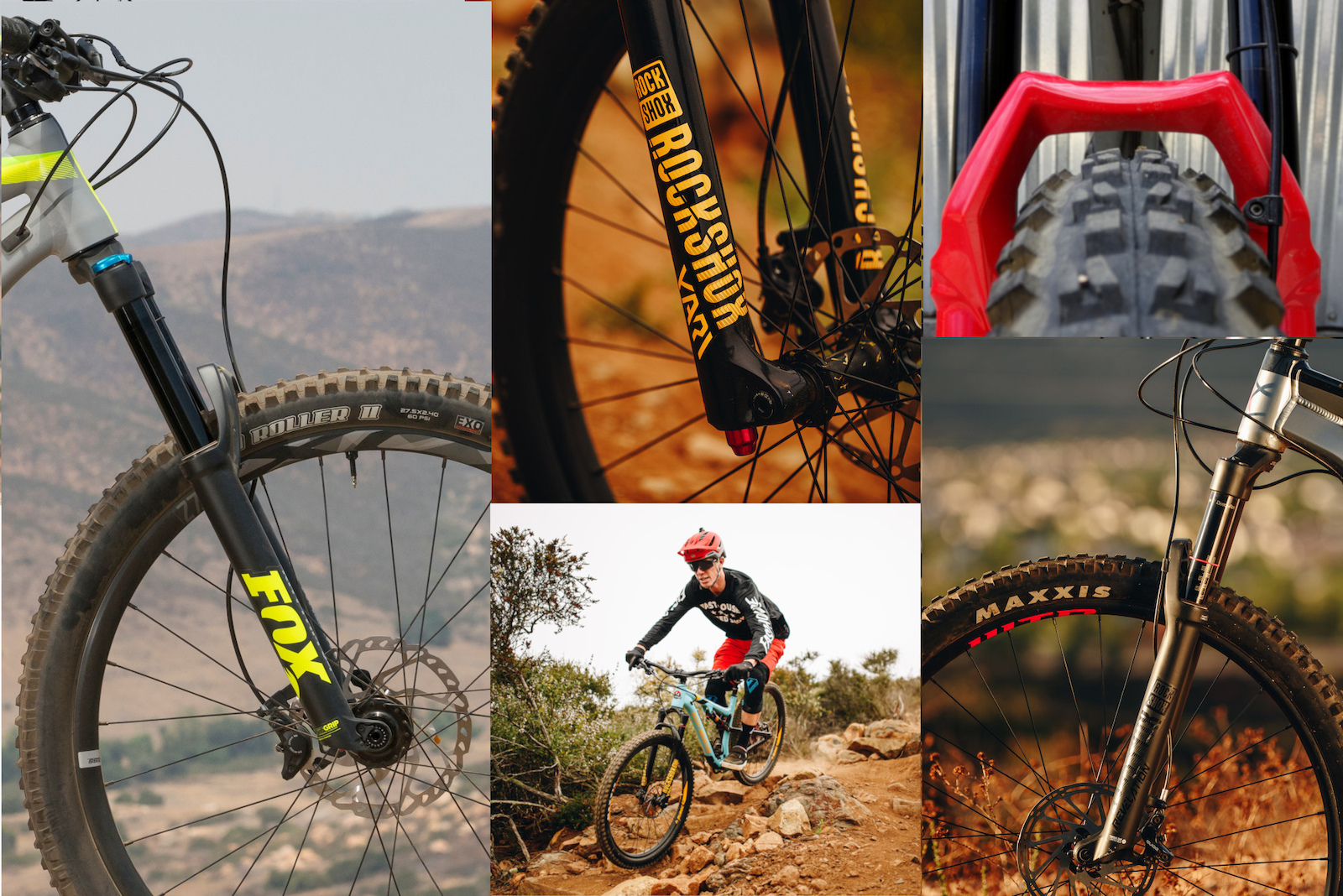 Affordable Trail bike forks