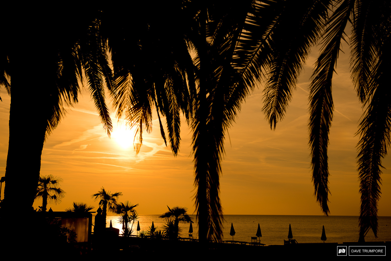 Lots of sun on the horizon this week for racers in Finale Ligure