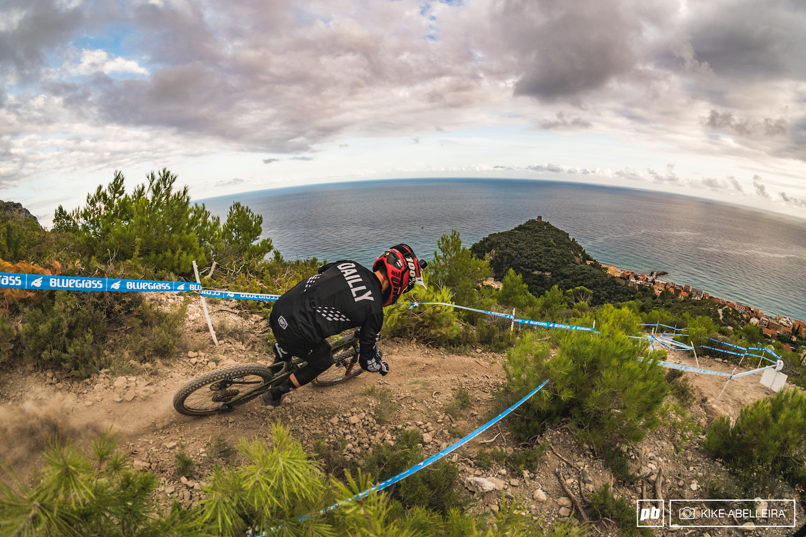 TON Finale ligure 2019 Adrien Dailly reserve rider for France is joining the industry race for Lapierre team.
