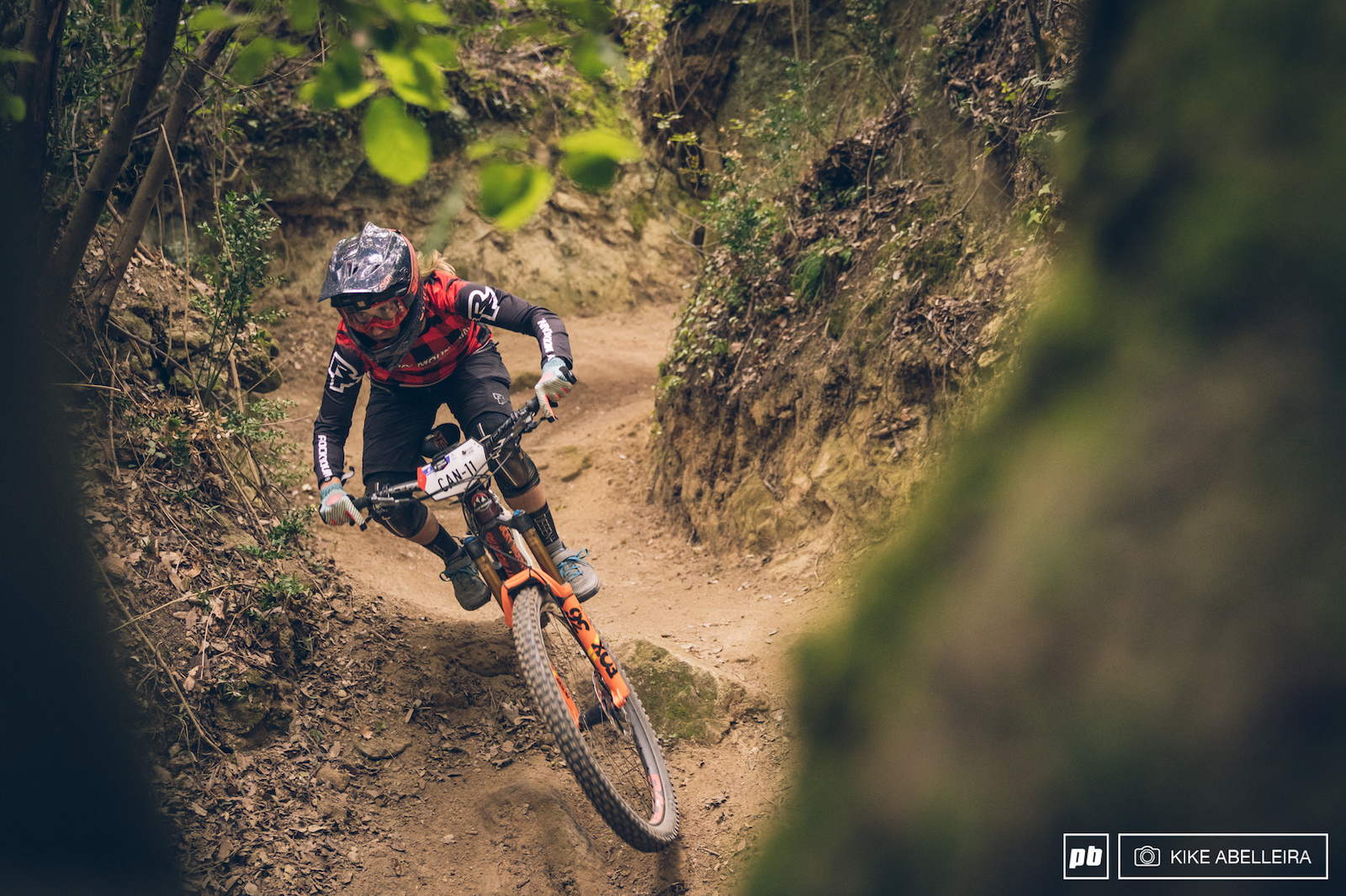 ALN nailing an awesome season with a step on the TON podium after finishing 3rd overall at the EWS last weekend.
