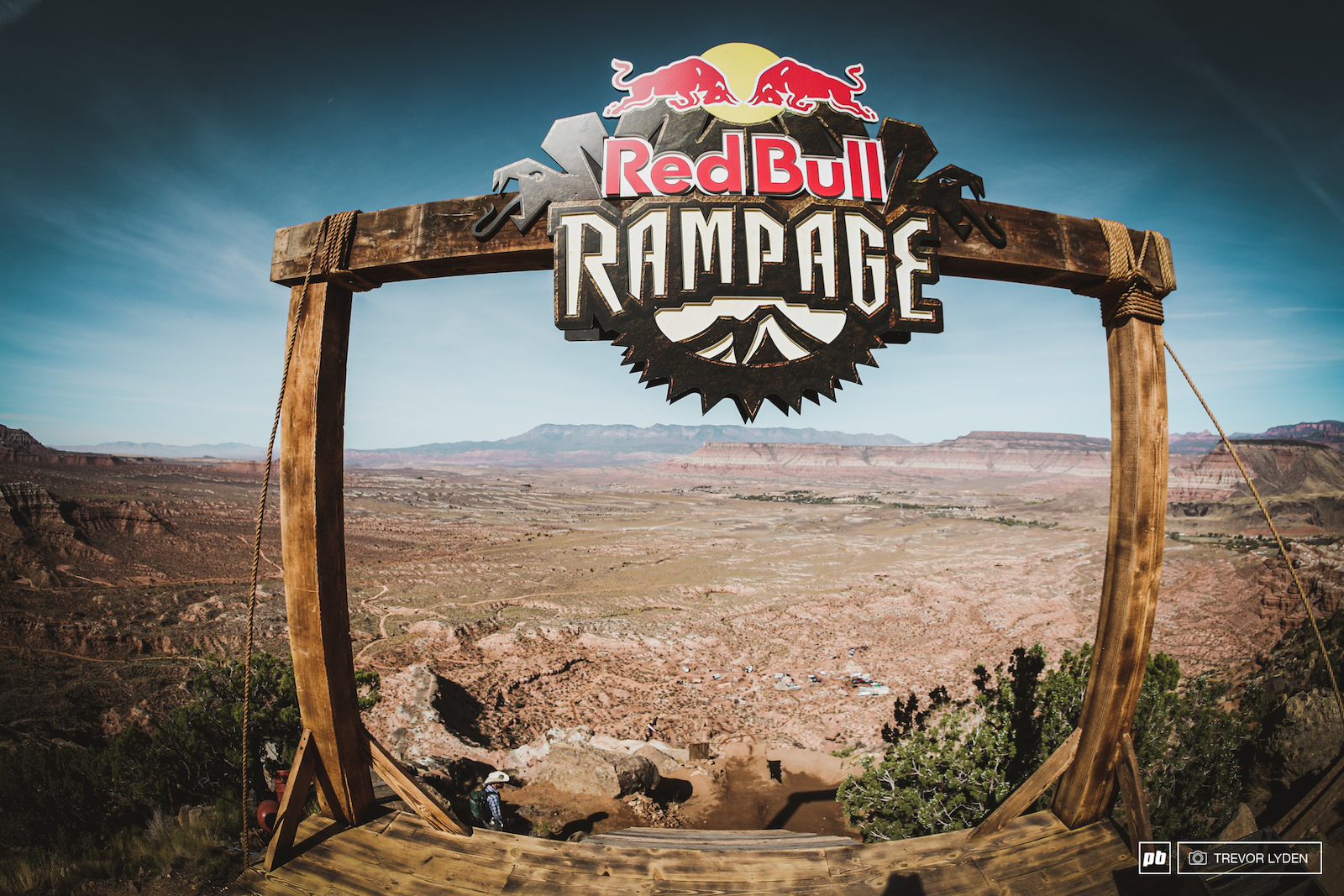 Rampage 2019. It s all downhill from here.