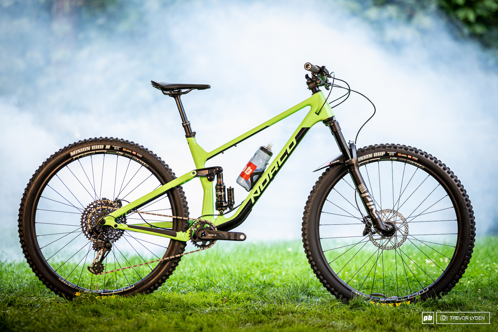 Norco Optic C2 review Photo by Trevor Lyden