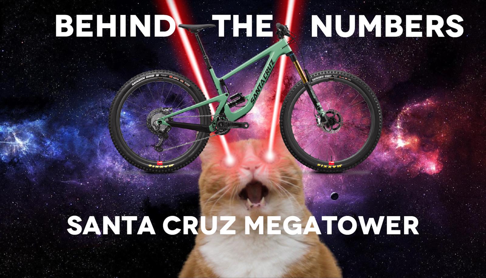 Behind the Numbers Santa Cruz Megatower Introduction