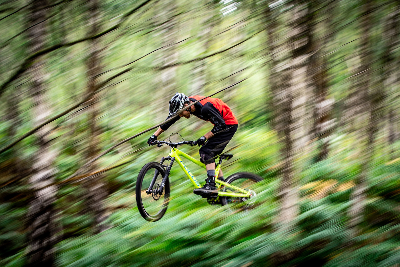 Classic speed and style from Mr Wilkins in the Surrey Hills