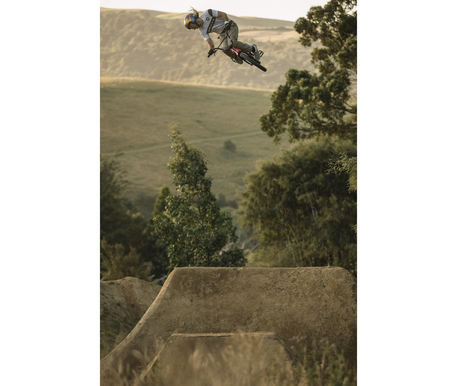 Mike Hucker at the Frew s Farm Jam 2020 Otapiri Gorge New Zealand
