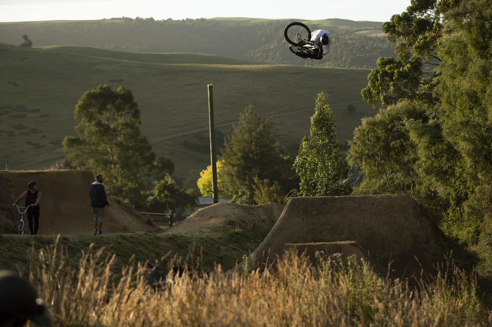 Brandon Semenuk the Frew s Farm Jam 2020 Otapiri Gorge New Zealand