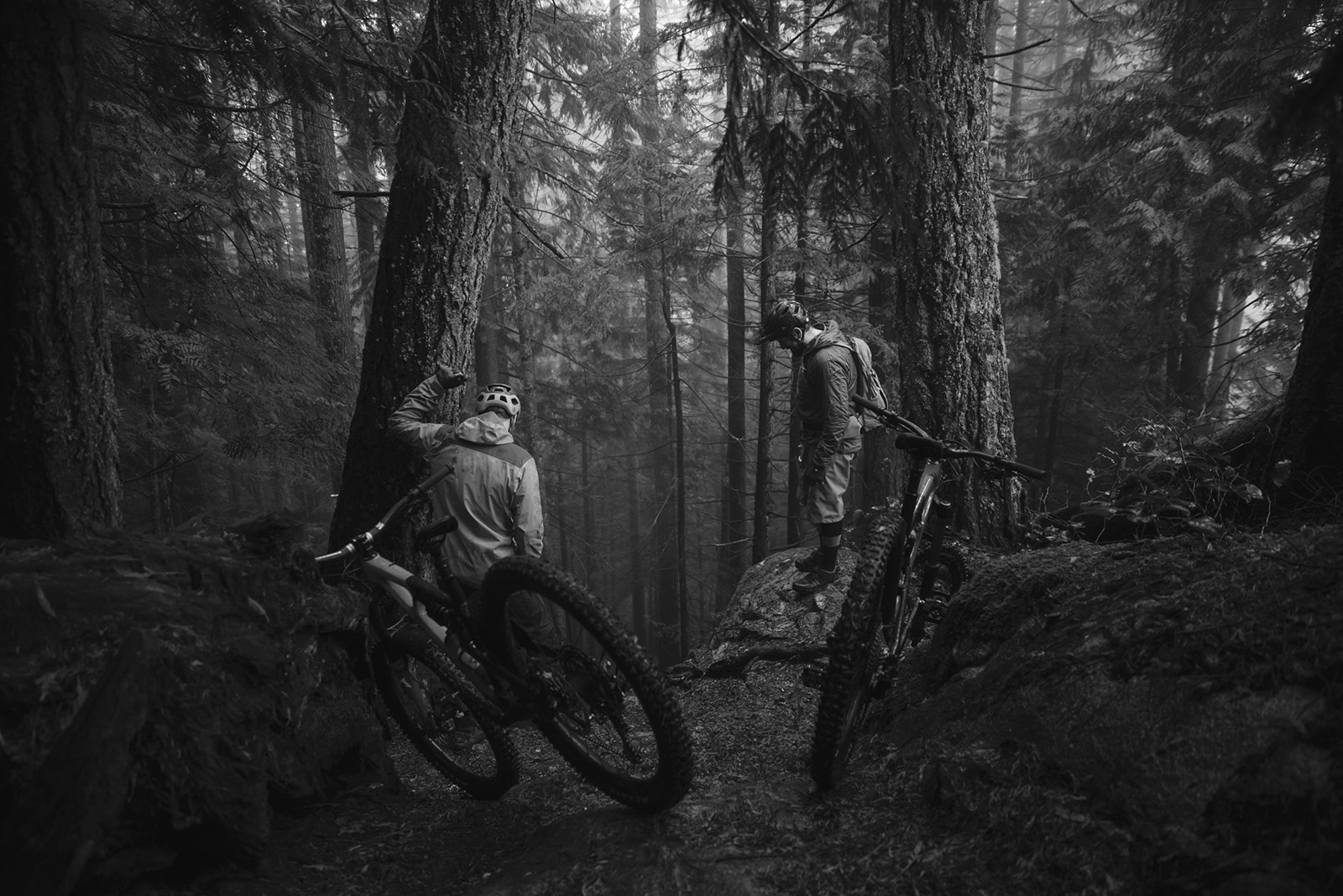 Thomas Vanderham rides with Wade Simmons This is home in Vancouver British Columbia Canada