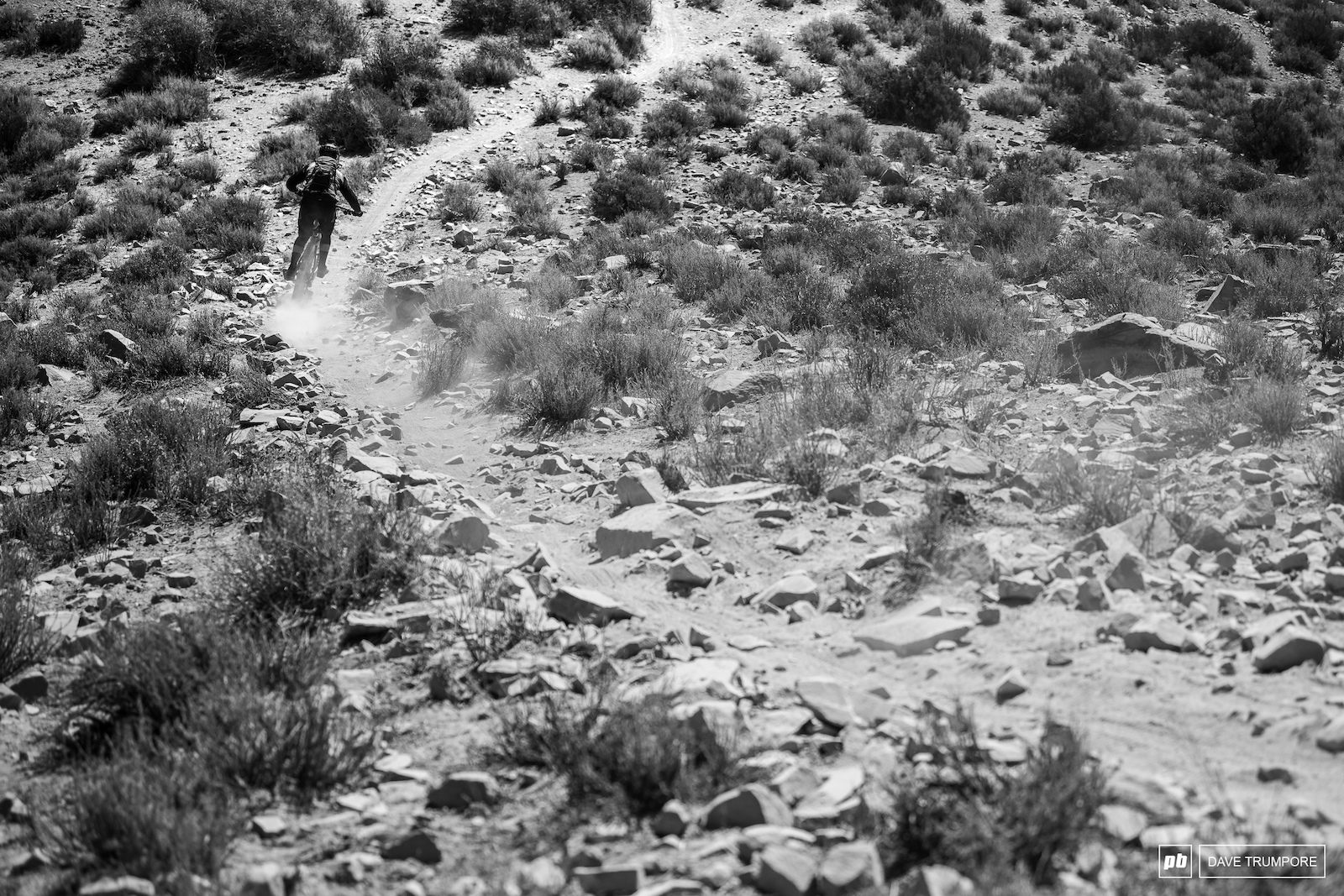 Day 3 s stages were super fast and flowy many of which are normal ridden on dirt bikes.