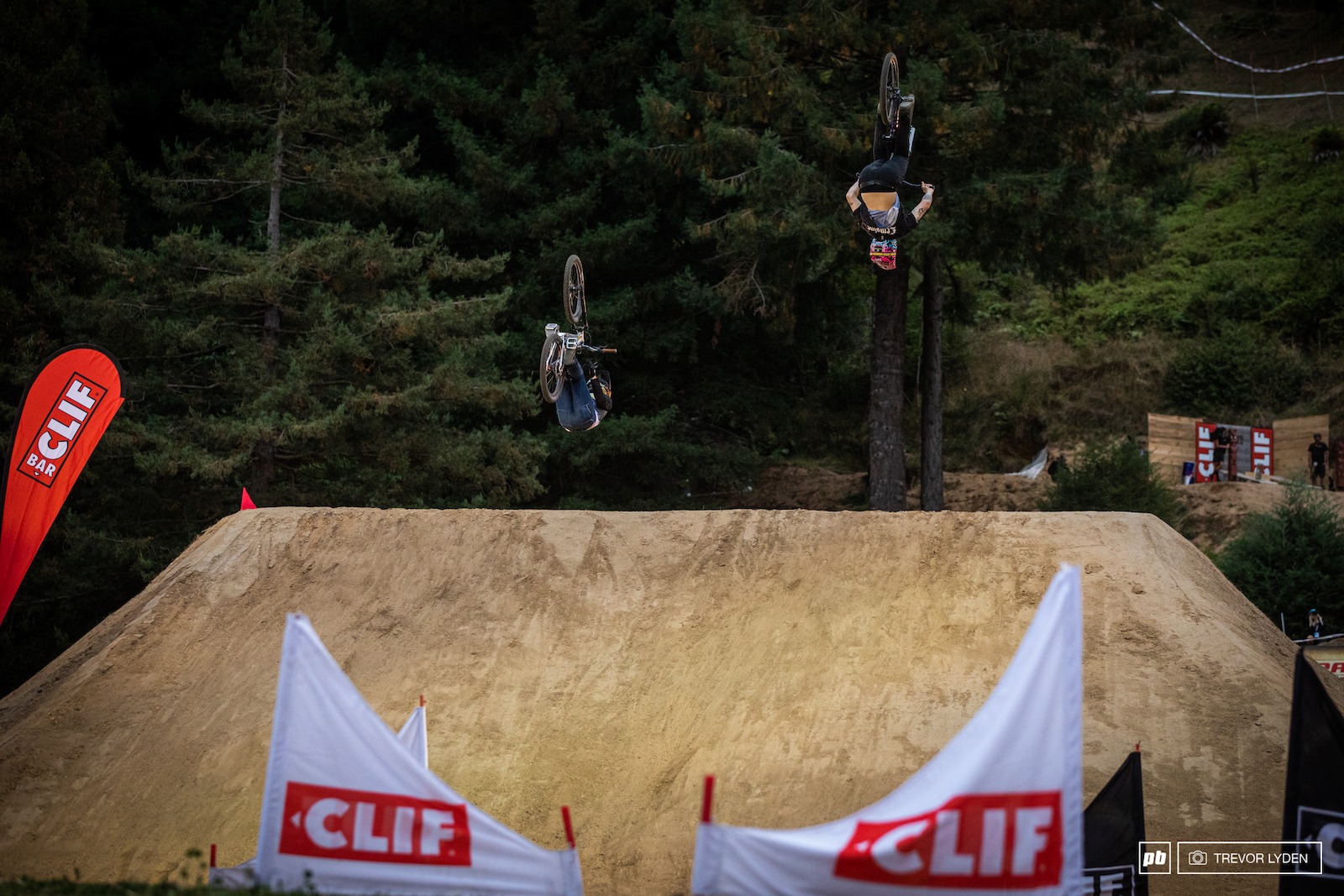 Tomas vs Greg. Lemoine took the win with fast times and a couple big tricks.