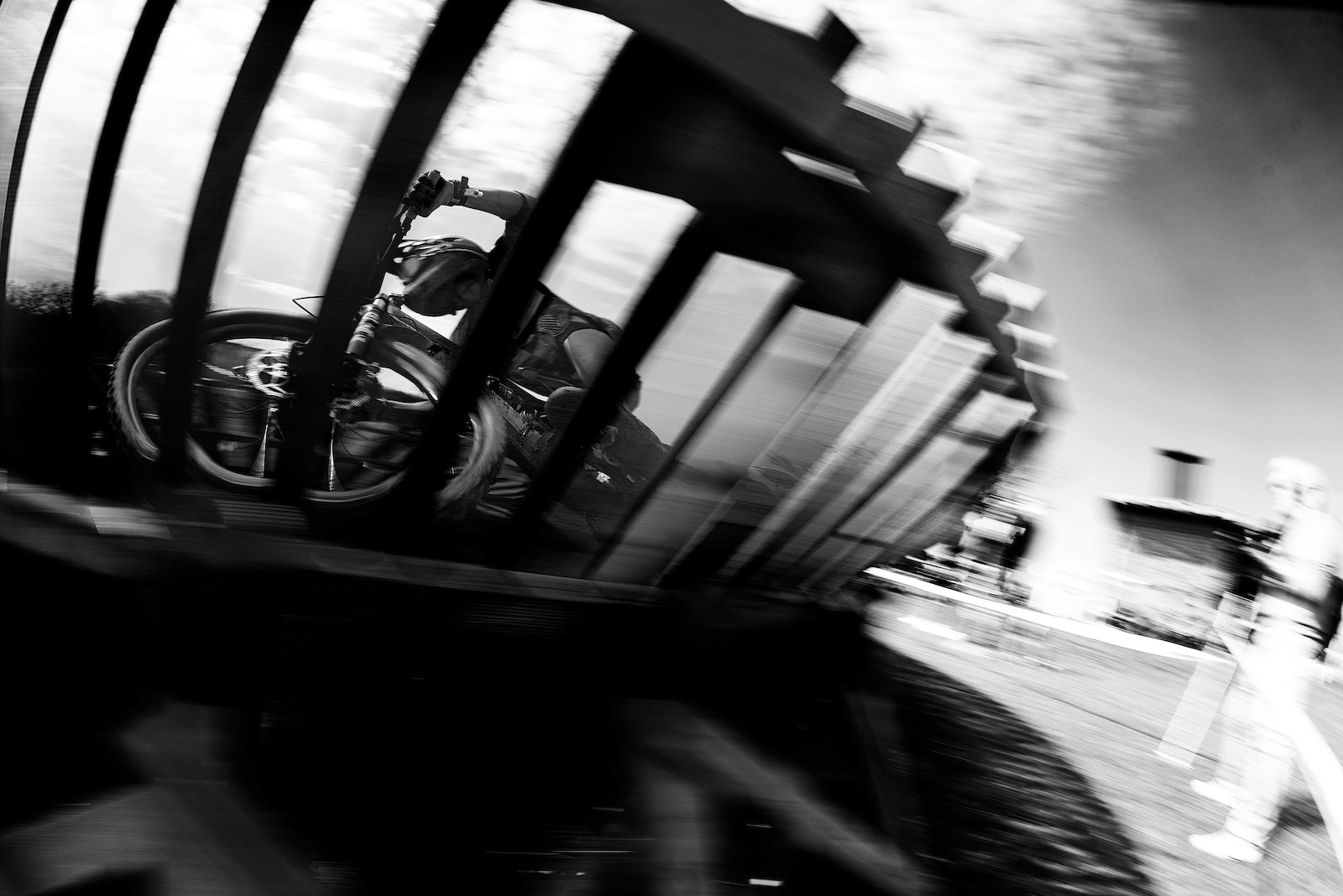 paolofurlanphoto - Unknown rider in Trieste Italy
