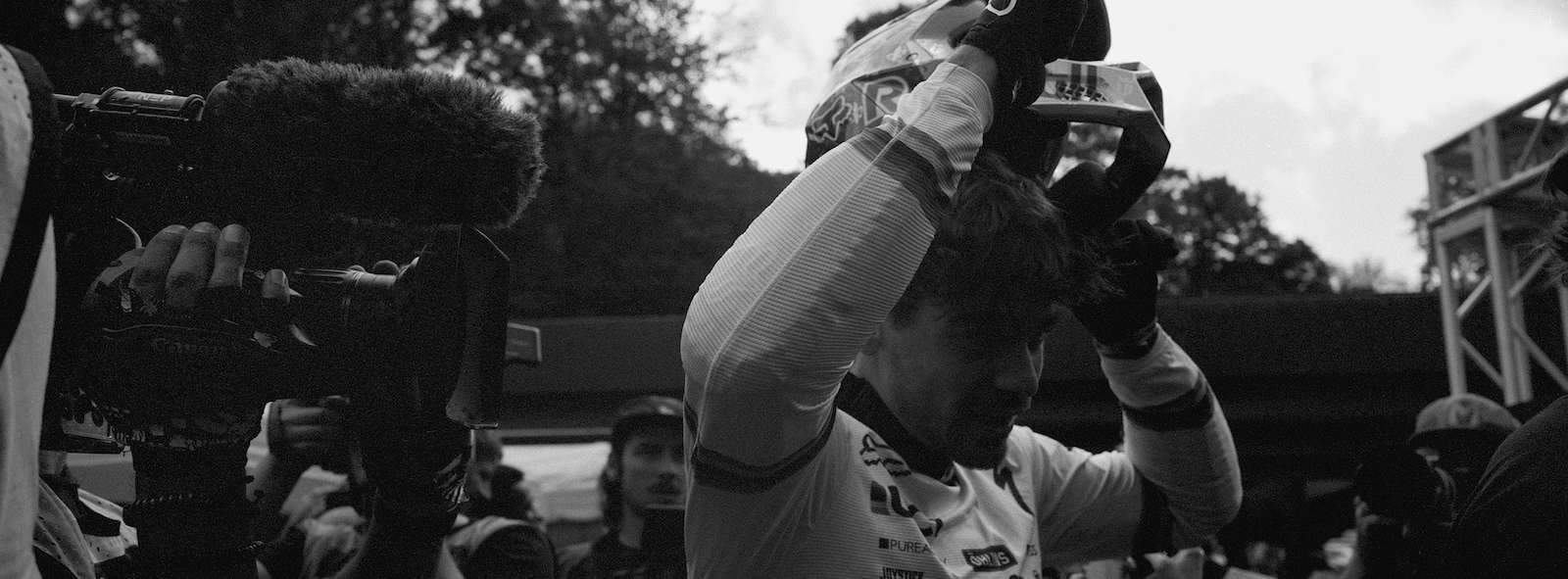 The Men s DH Final in West Virginia was an absolute nail bitter. The overall hung delicately over the heads of the two most passionate athletes and yet was decided by neither of them.