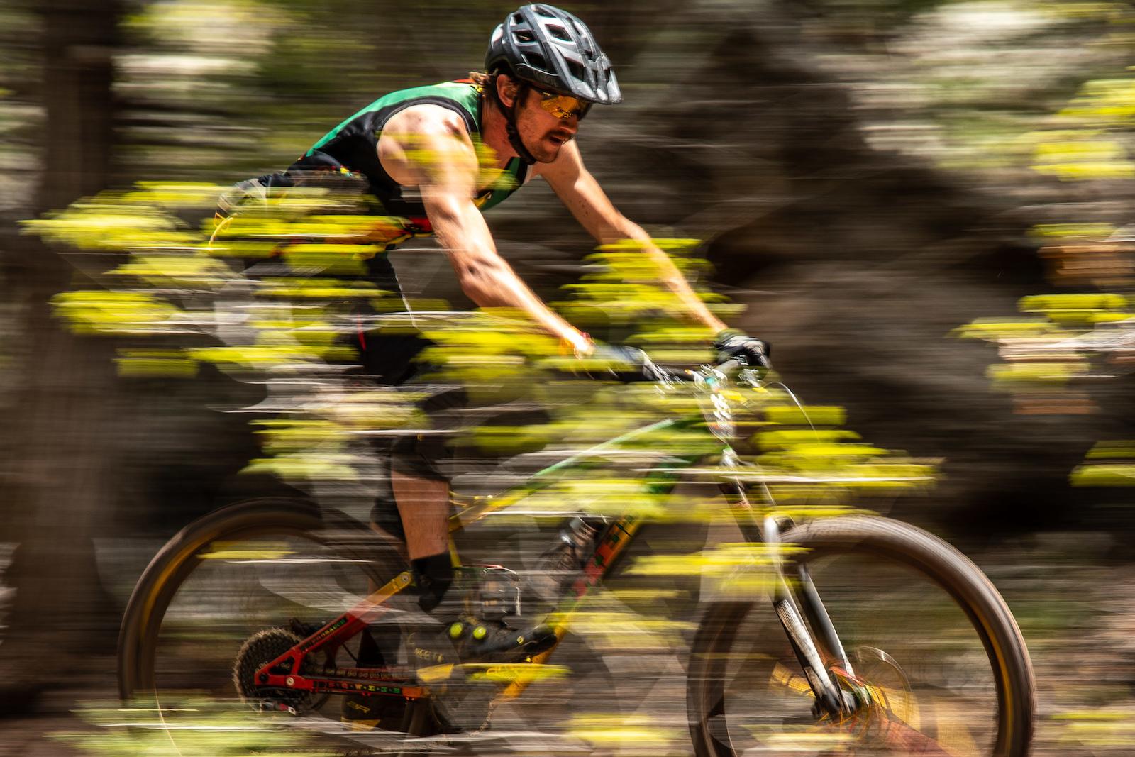 EddieClarkMedia - Adam Procise 2019 Big Mountain Enduro Santa Fe NM