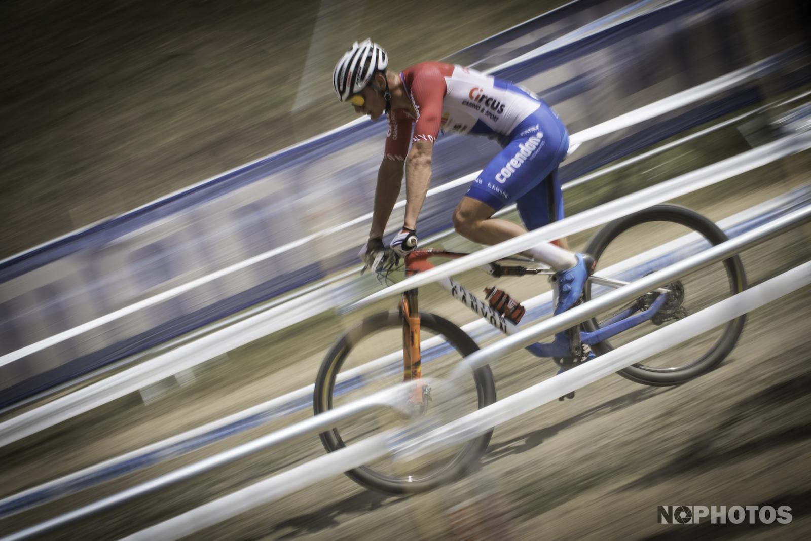 Panshot UCI World Cup XC Les Gets 2019 - Mathieu van der Poel olivierdevise