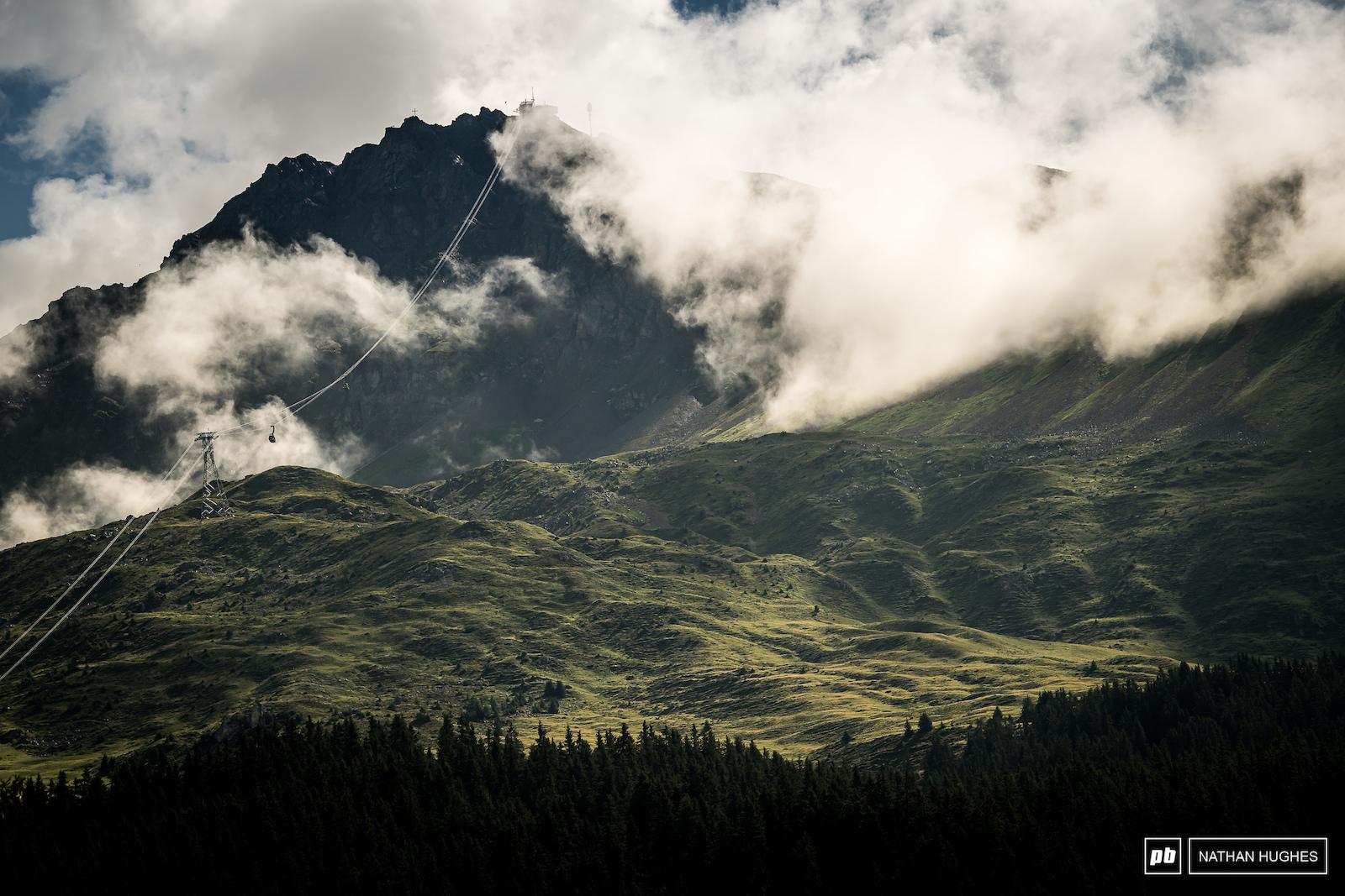 Lenzerheide Switzerland.