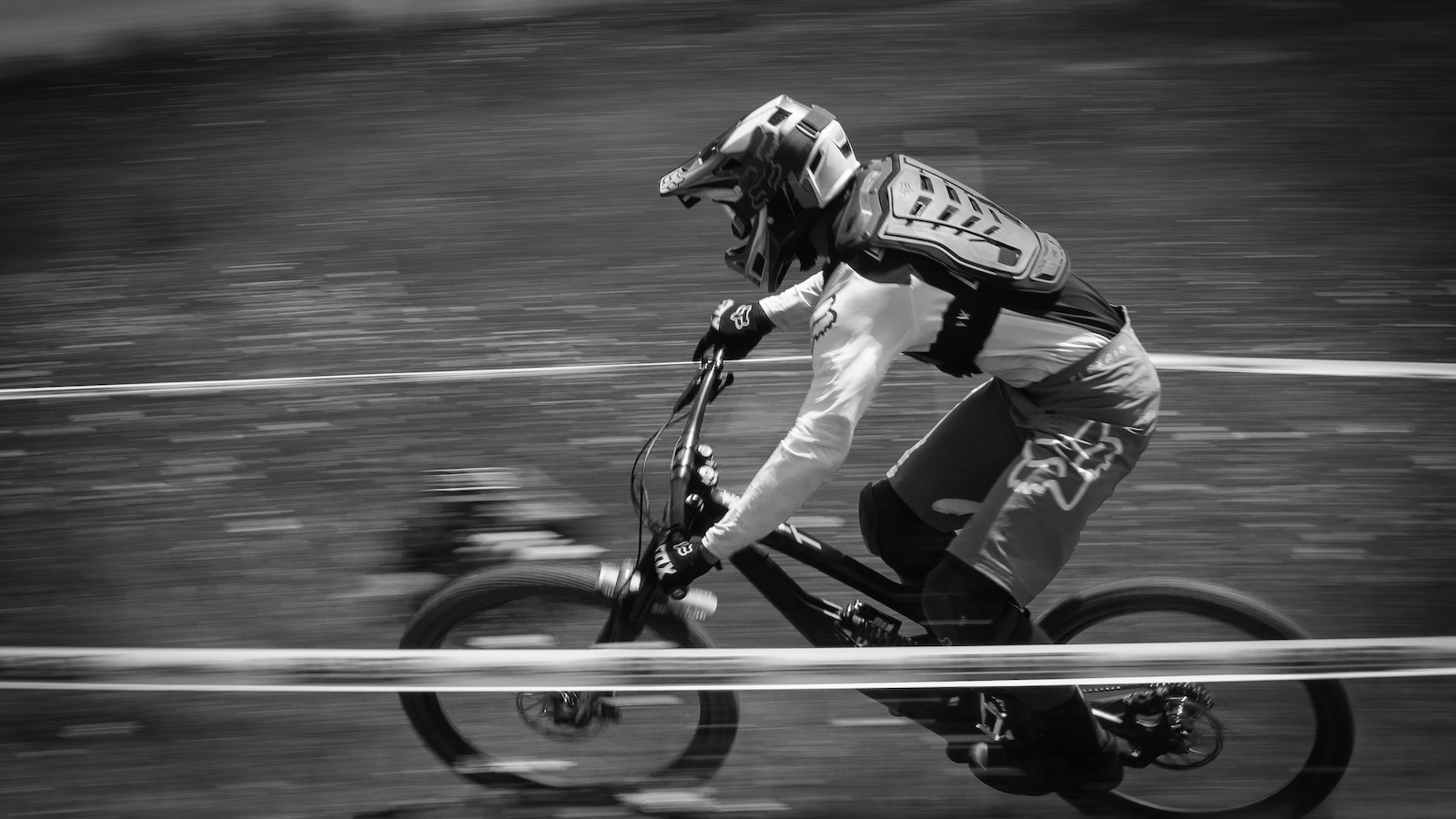 Miith - DH in les Gets during the Crankworx...