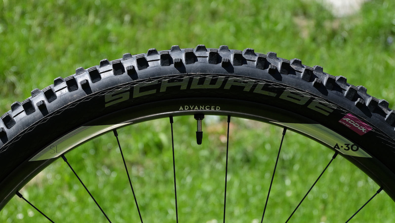 Newmen Advanced SL A.30 Wheel Set
