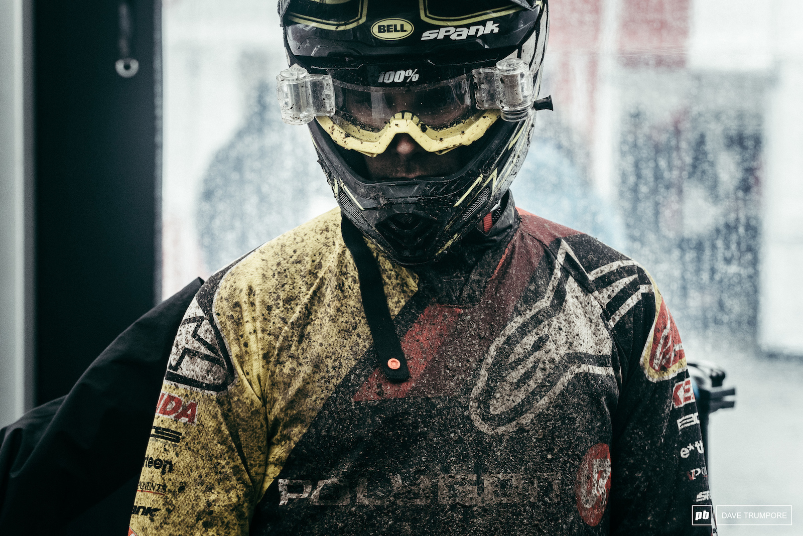 Fort William is a mental game for riders as it s easy to get hung up on the weather and track conditions. Those who can push past that thrive in the wet cold fog midges rocks and general discomfort of racing here.