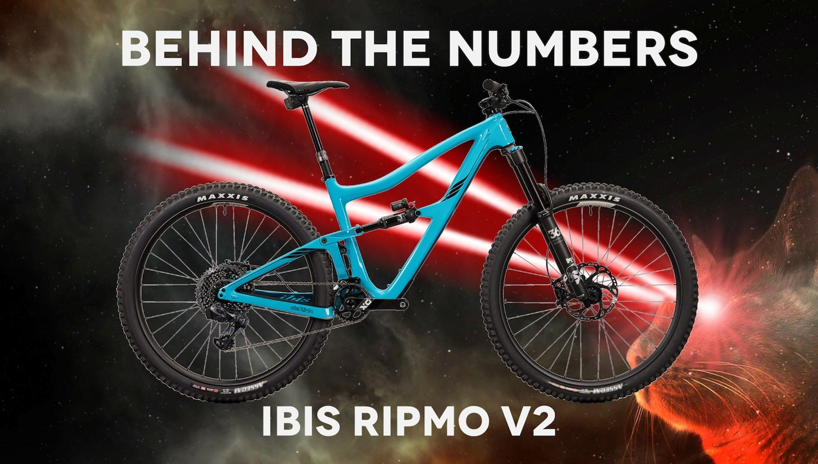 Behind the Numbers Ibis Ripmo V2
