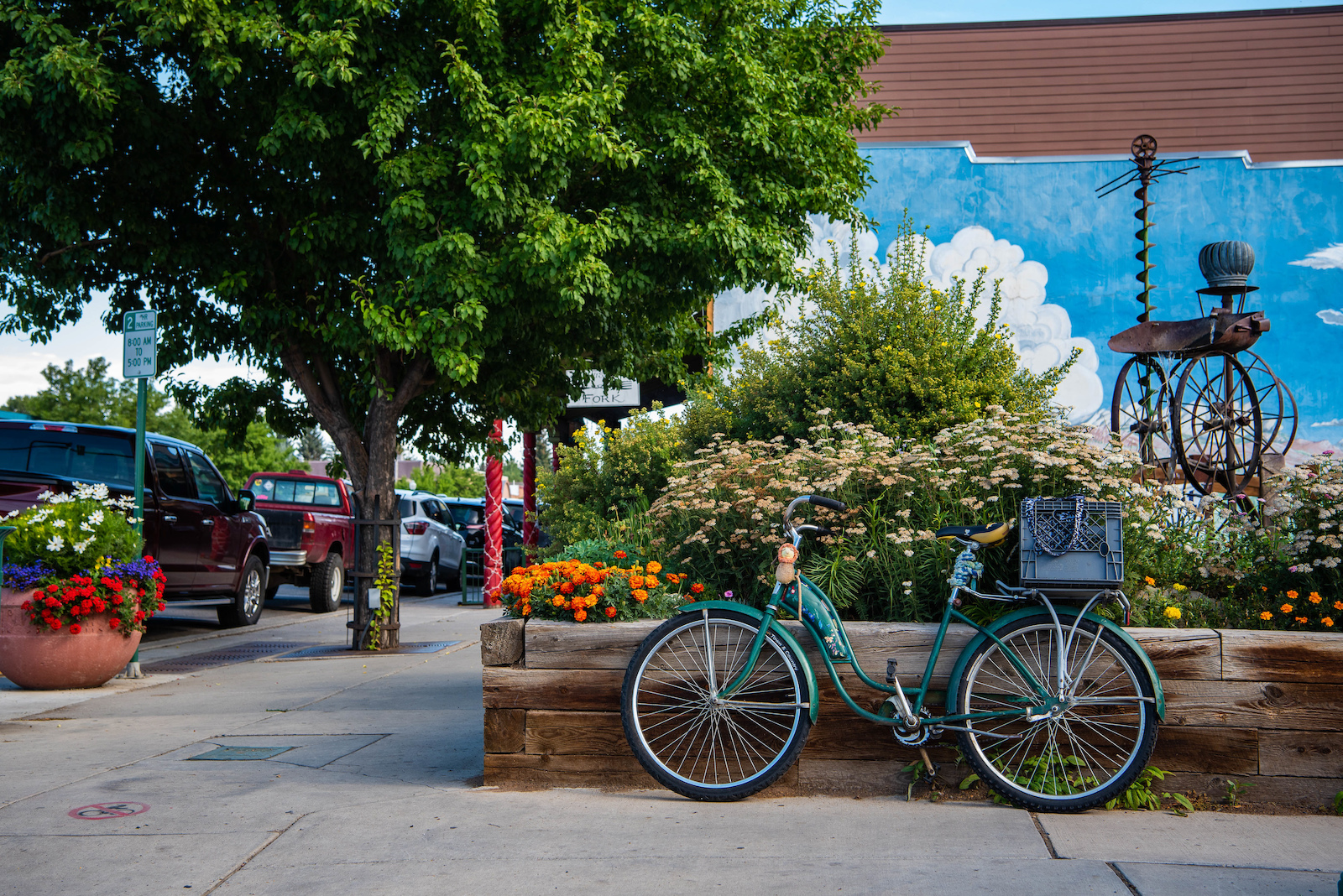 Back to the Trails photos courtesy of Gunnison-Crested Butte Tourism and Prosperity Partnership