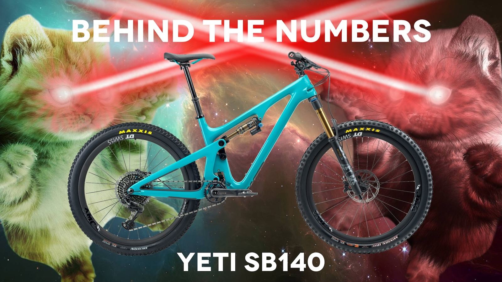 Behind the Numbers Yeti SB140 Title Image