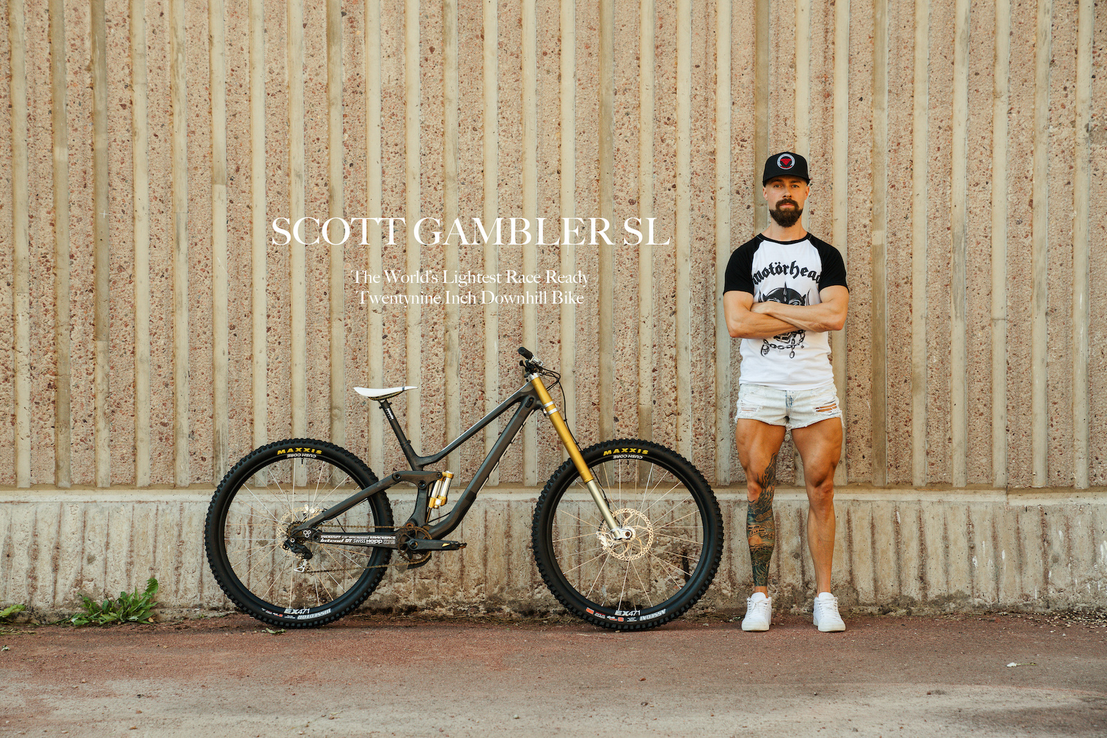 Scott Gambler world s lightest