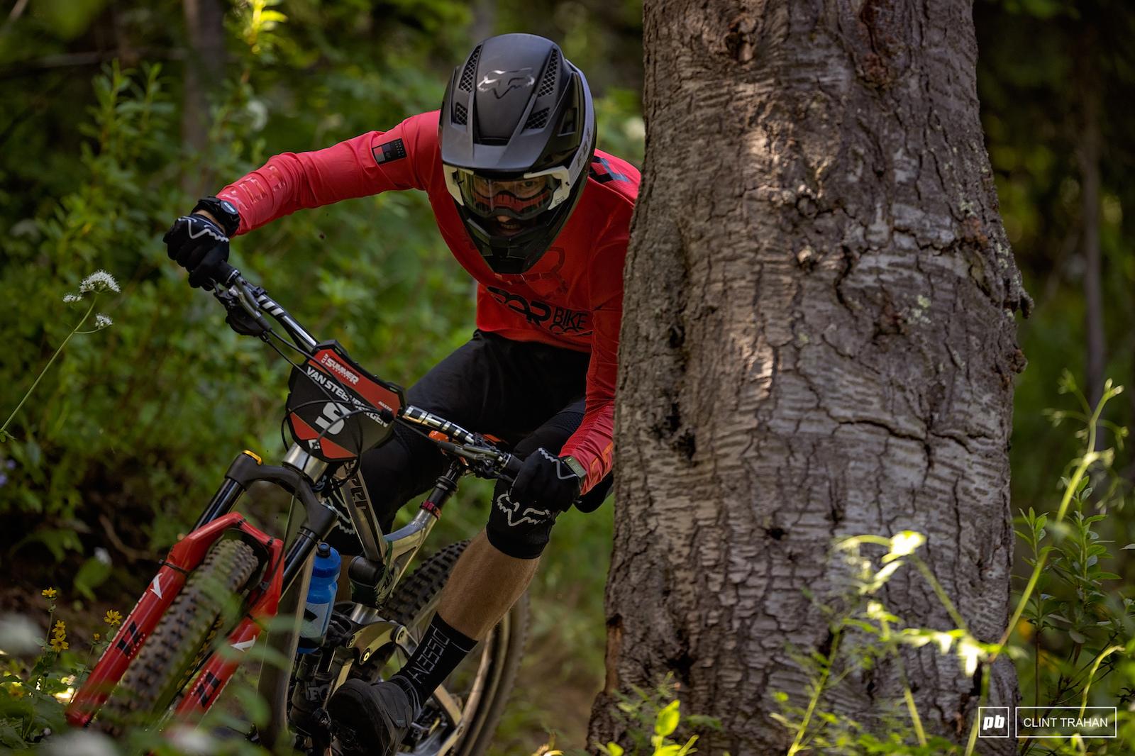 Bas Van Steenbergen riding Hyper