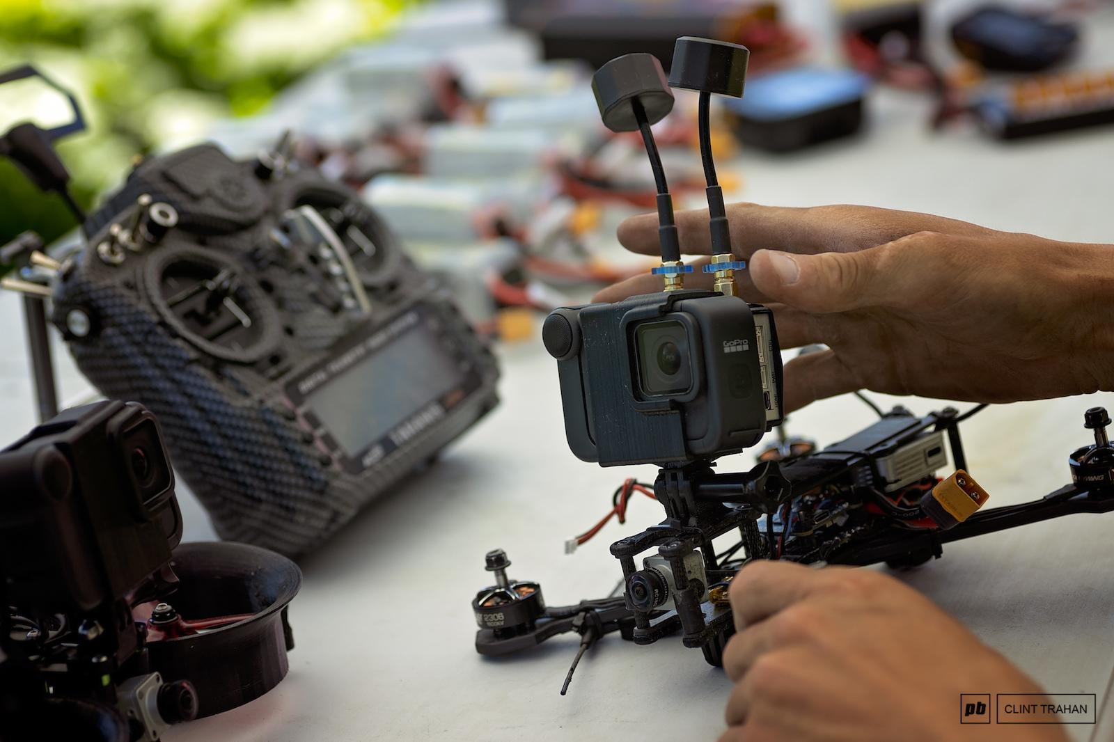 FPV Drones FTW.