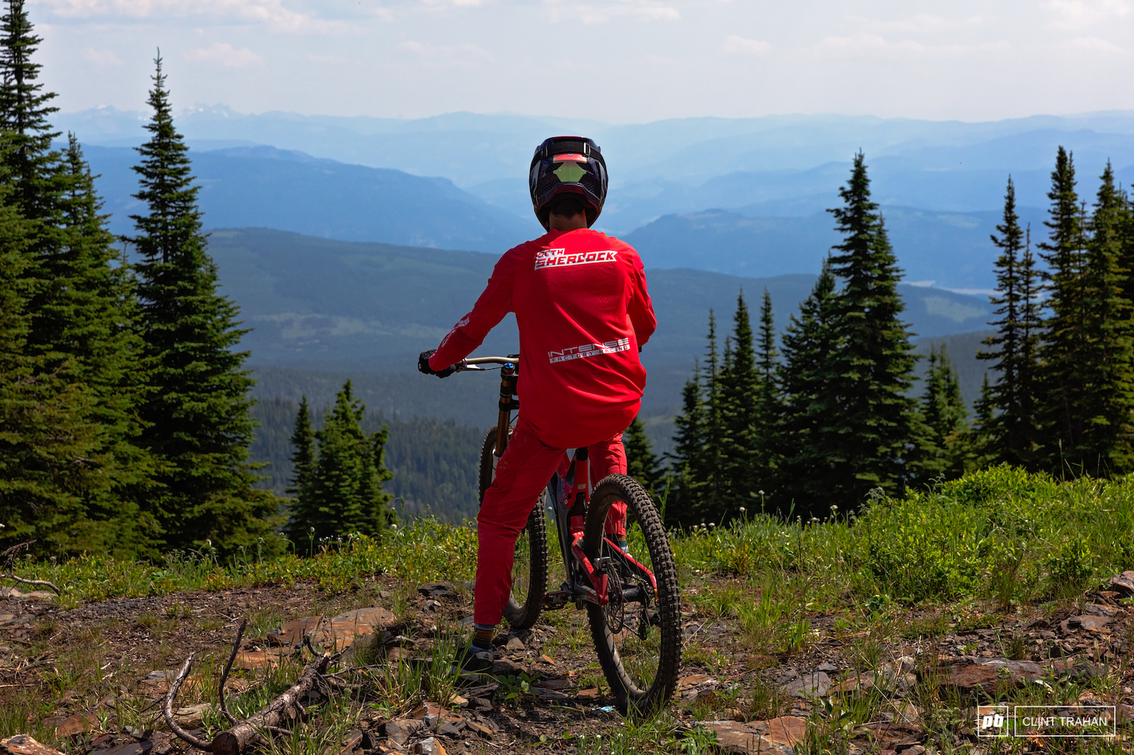 Silver Star is a beautiful place to ride. Be like Seth ride here.