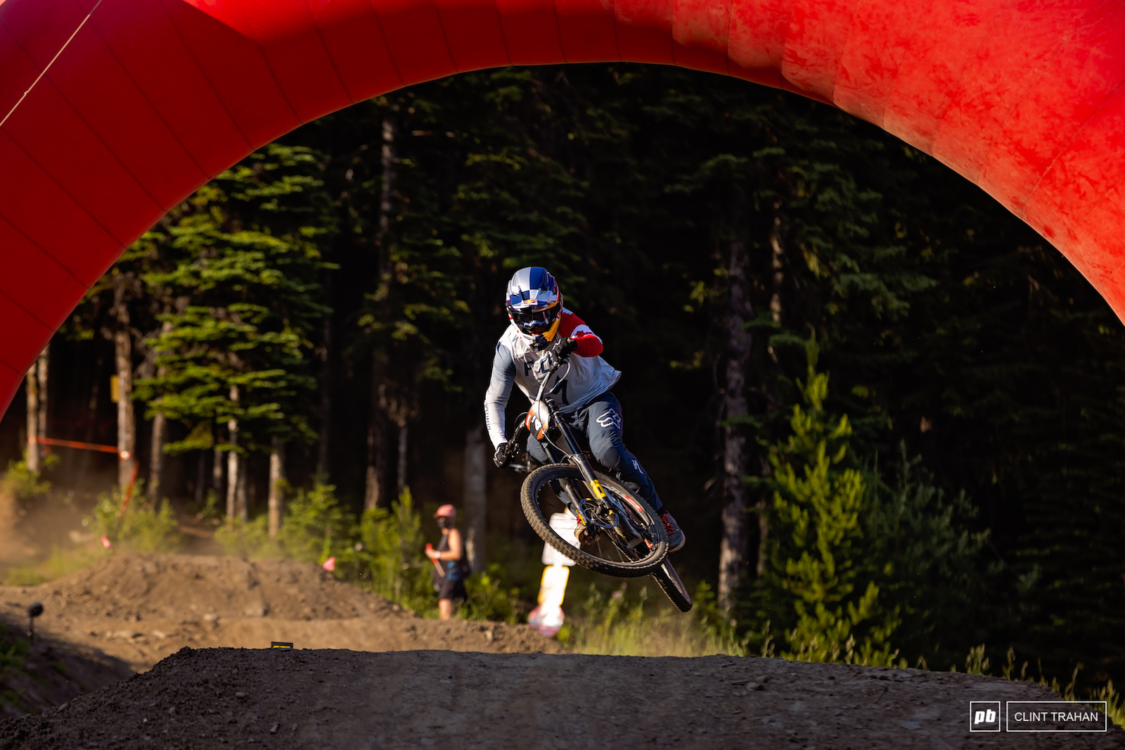 Finn Iles take his second win of the CLIF Crankworx Summer Series and leads all male riders in the standings.