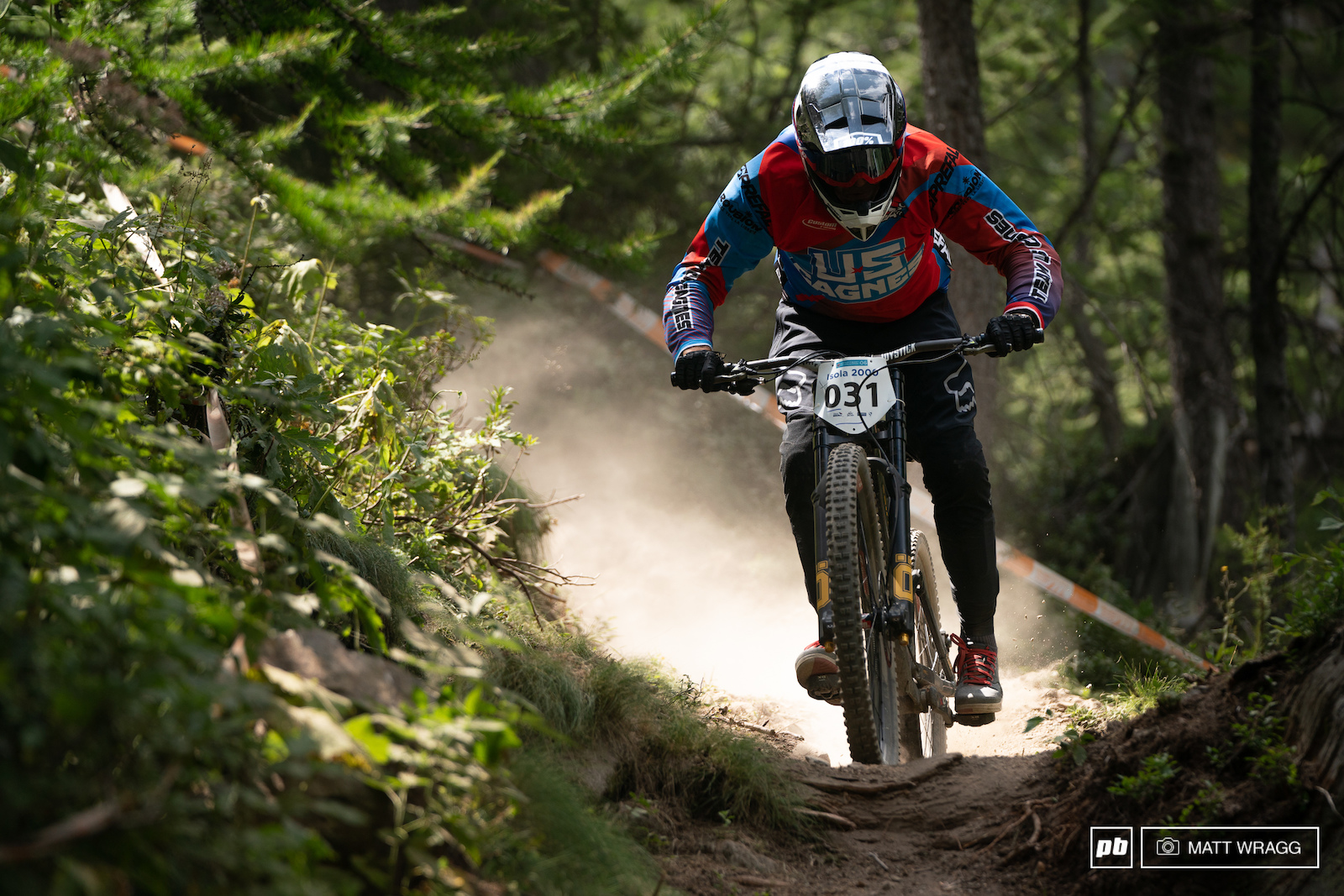 JP Bruni had a better day than his son taking home the win in the master 50 category.