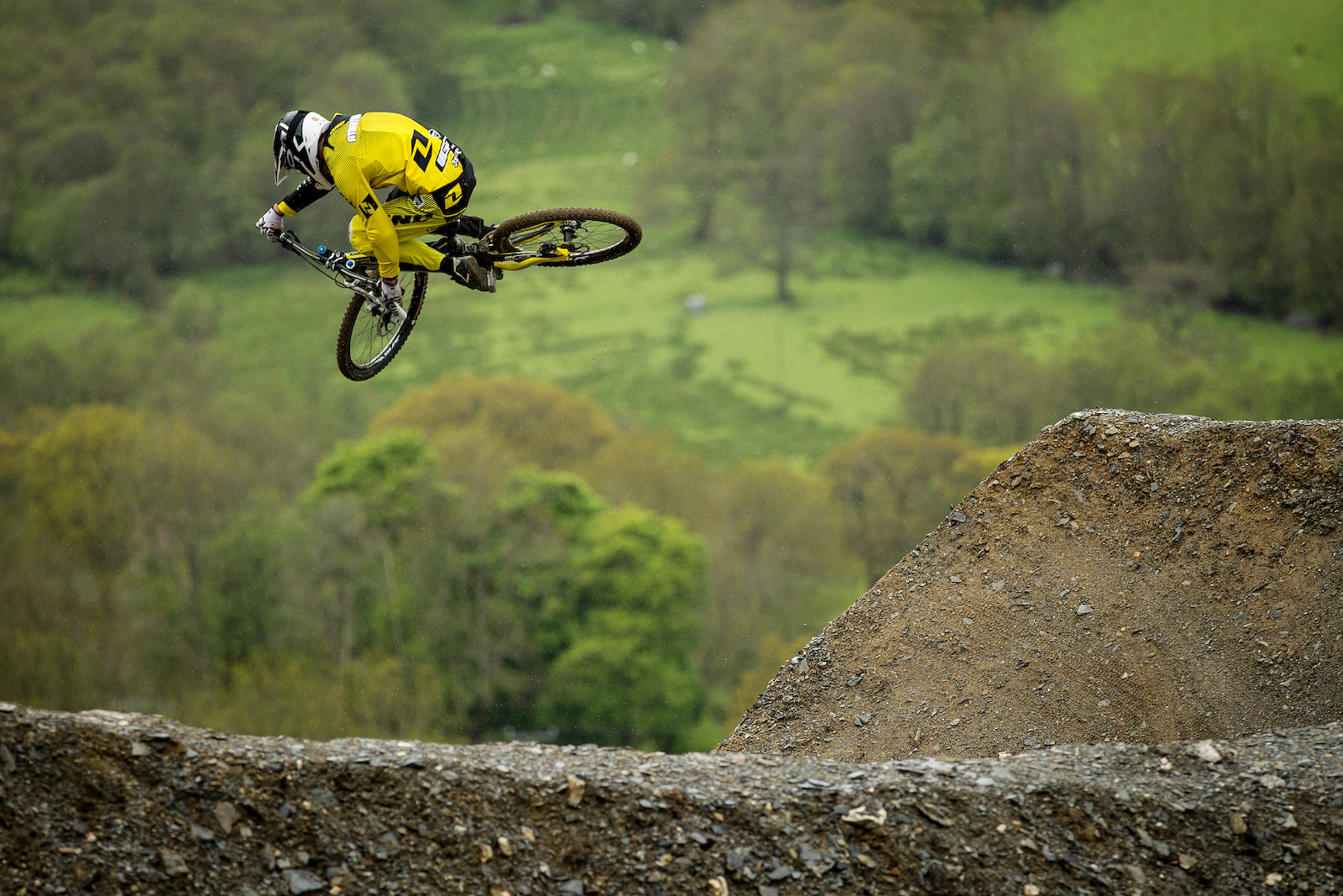 Atherton Racing 2013. Wales. UK