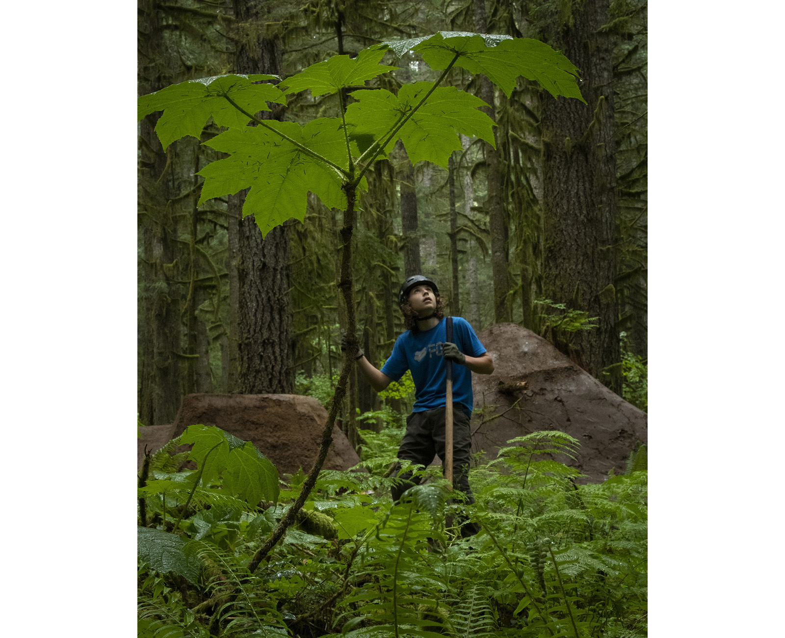 Jackson Goldstone in Squamish British Columbia Canada