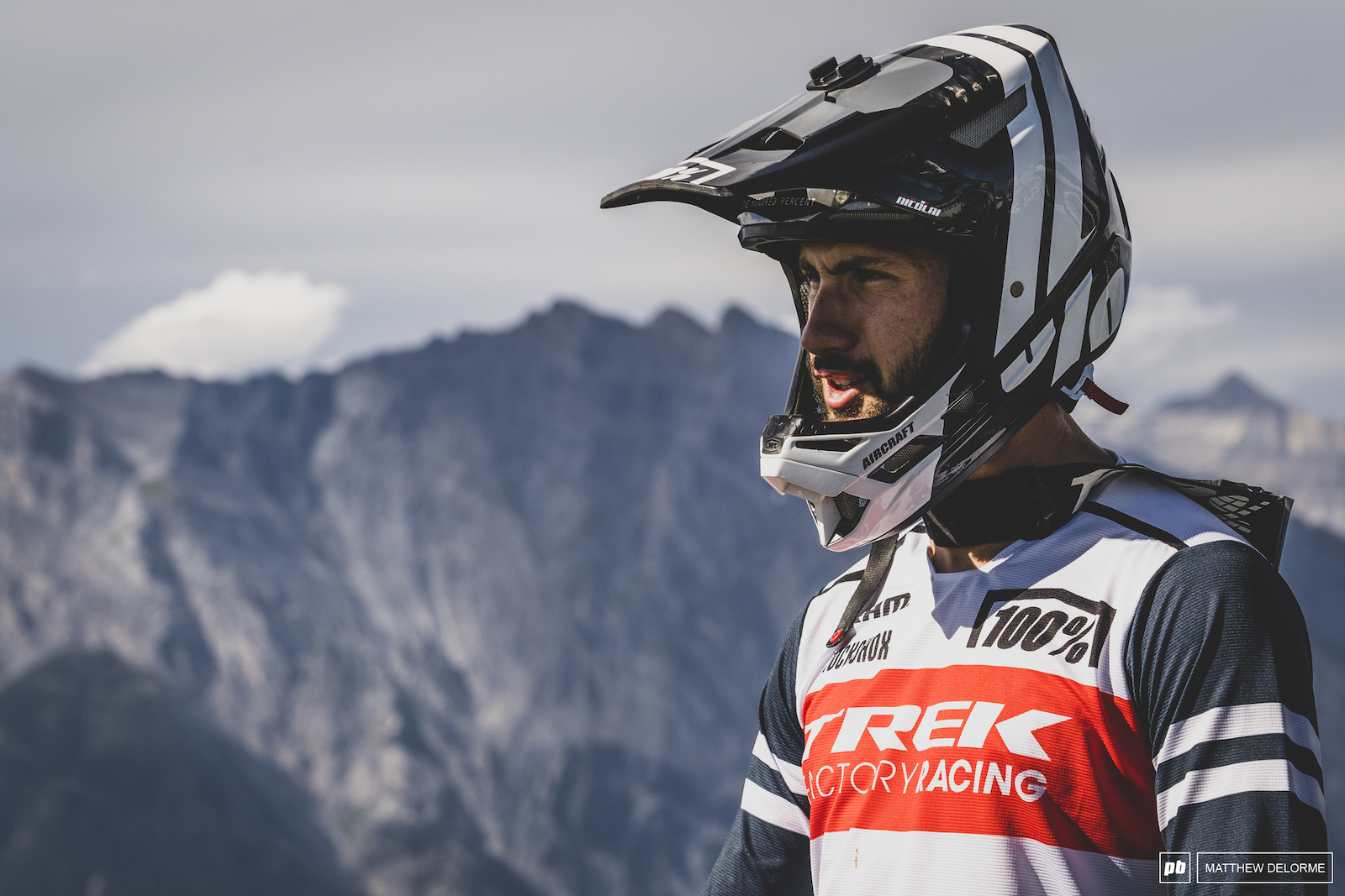 Florian Nicolai has made the move to Trek will the move make Flo fly faster