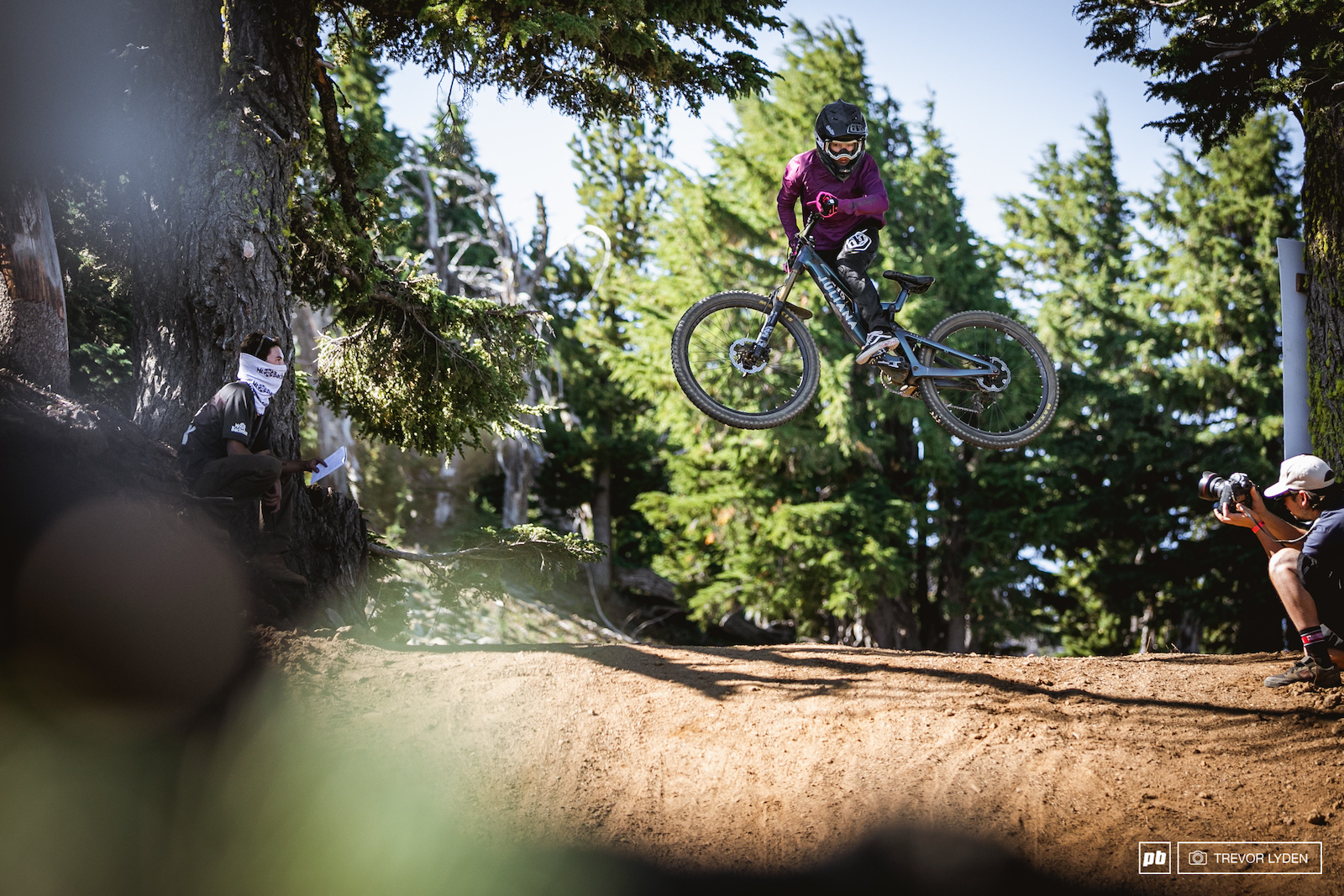 Brooke Anderson a young Portland rider is already making a name for herself at just 14 years old. Watching her ride it s no wonder why.