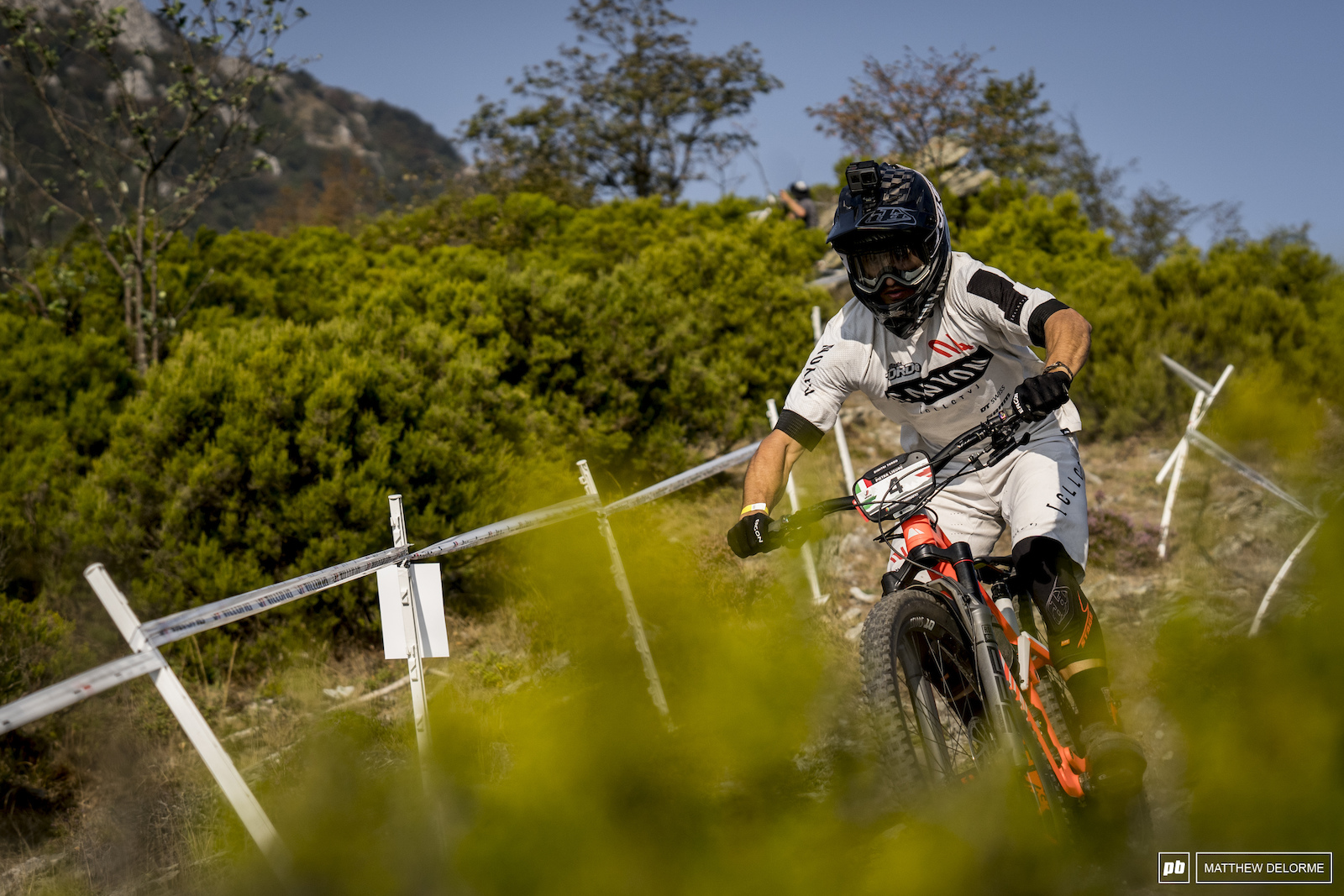 Will Dimitri Tordo pull off some amazing times on Sunday
