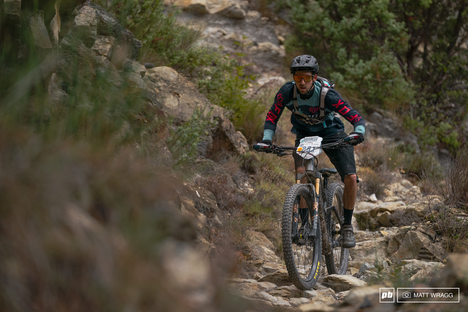 Jerome Gilloux took the win in the ebike class - you have to take your hat off to him as the day before he was racing the E-EWS in Pietra and anyone who thinks ebike racing is easy should try that combination before passing judgement.