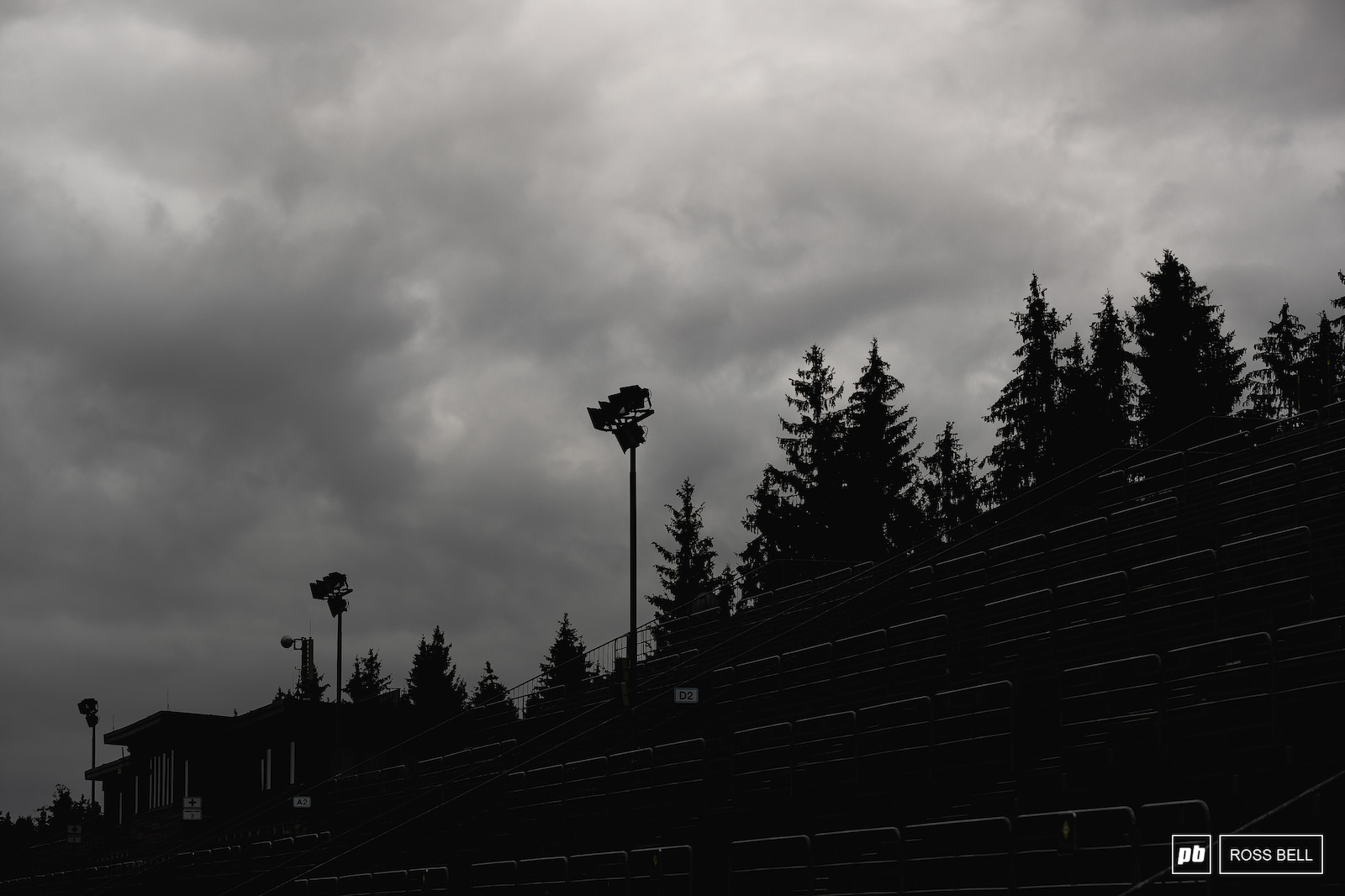 The crowd is what makes Nove Mesto but the stands will remain empty this week.