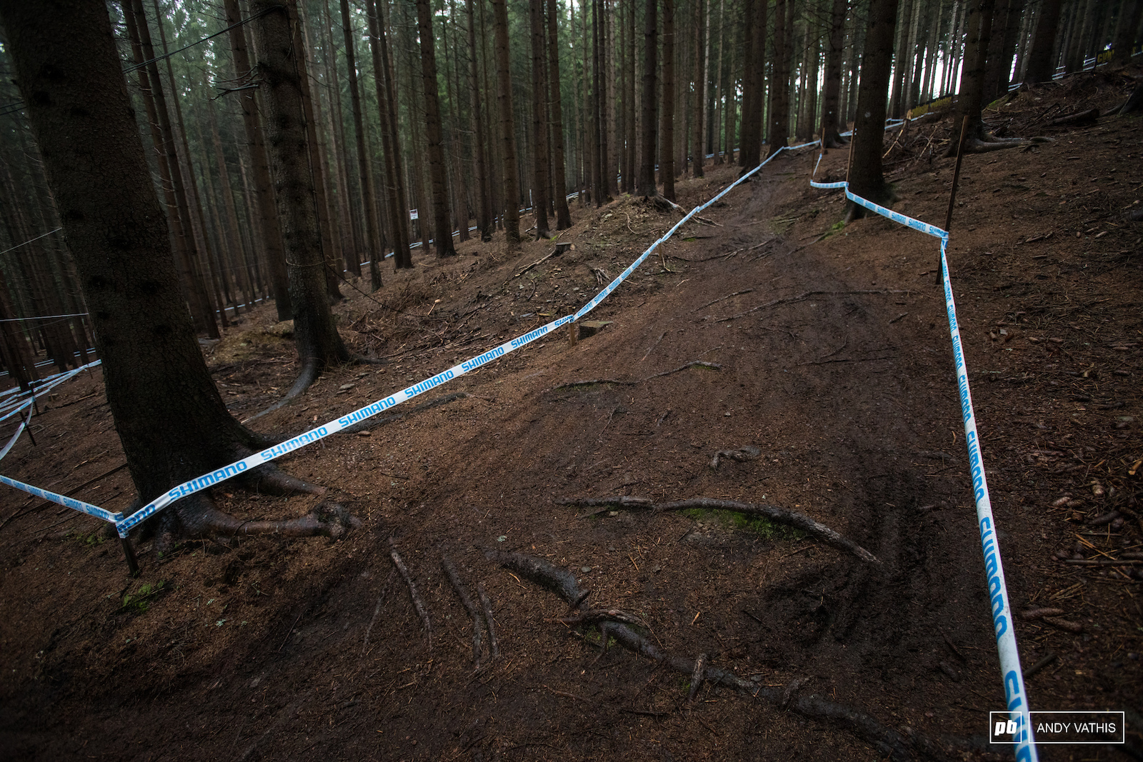 The new Shimano Expert CLimb 2 for Thursday s race adds an extra loop after the Cannondale BMX section.