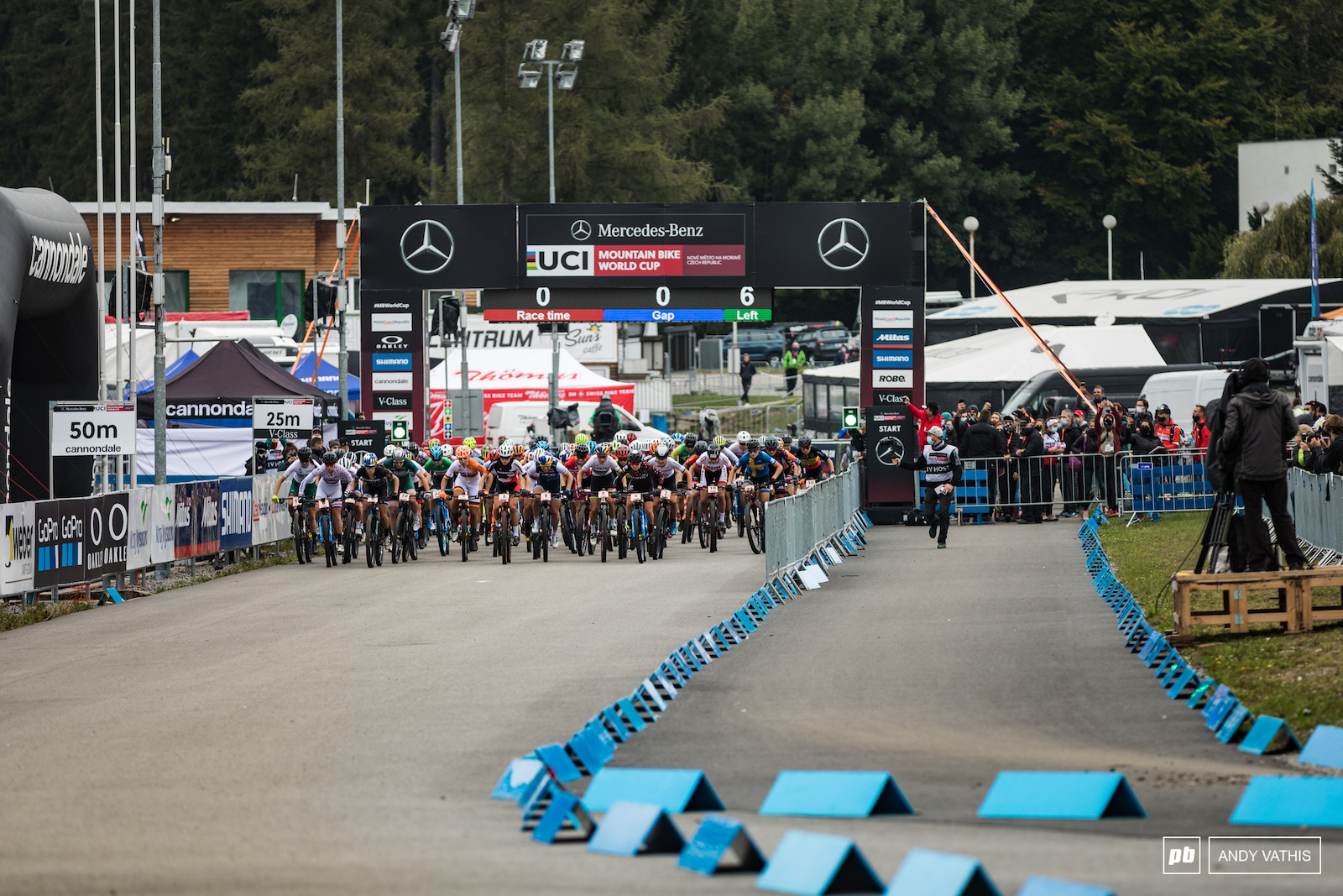 The first elite XCO race of 2020 is a go.