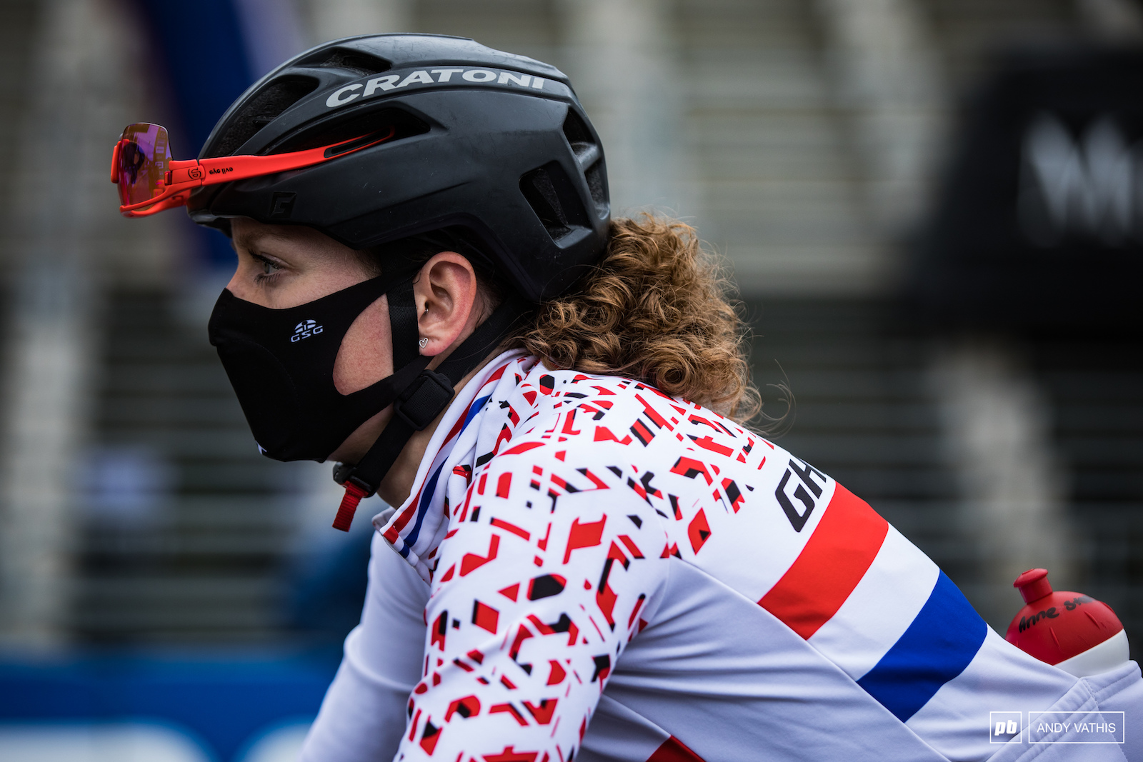 A big race for Anne Terpstra is coming right up.