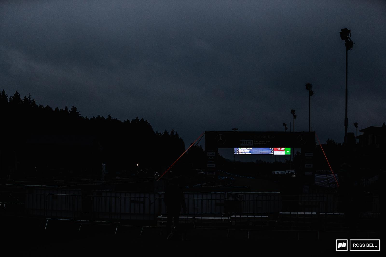 Goodnight Nove Mesto see you on Sunday.