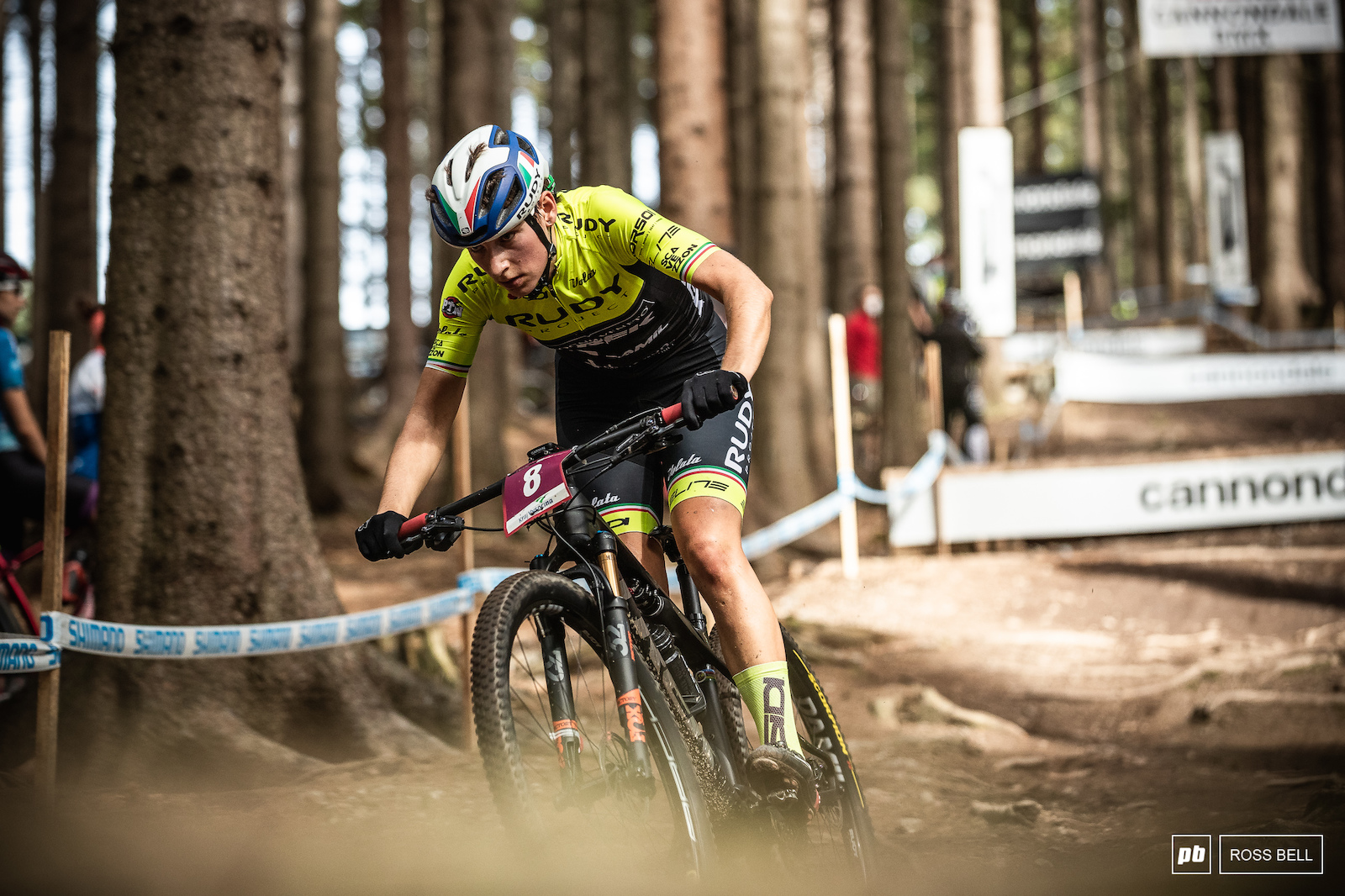 Friday s winner Giorgia Marchet couldn t find that form and ended up in 5th.