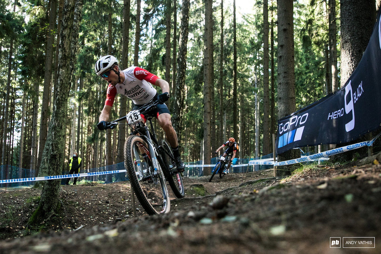 Filippo Colombo rounds off the top 10.