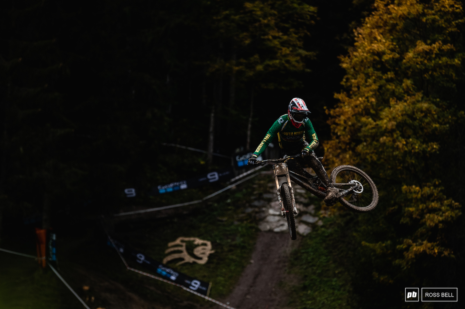 Greg Minnaar won last time we had Worlds in Leogang but couldn t find the recipe needed today.