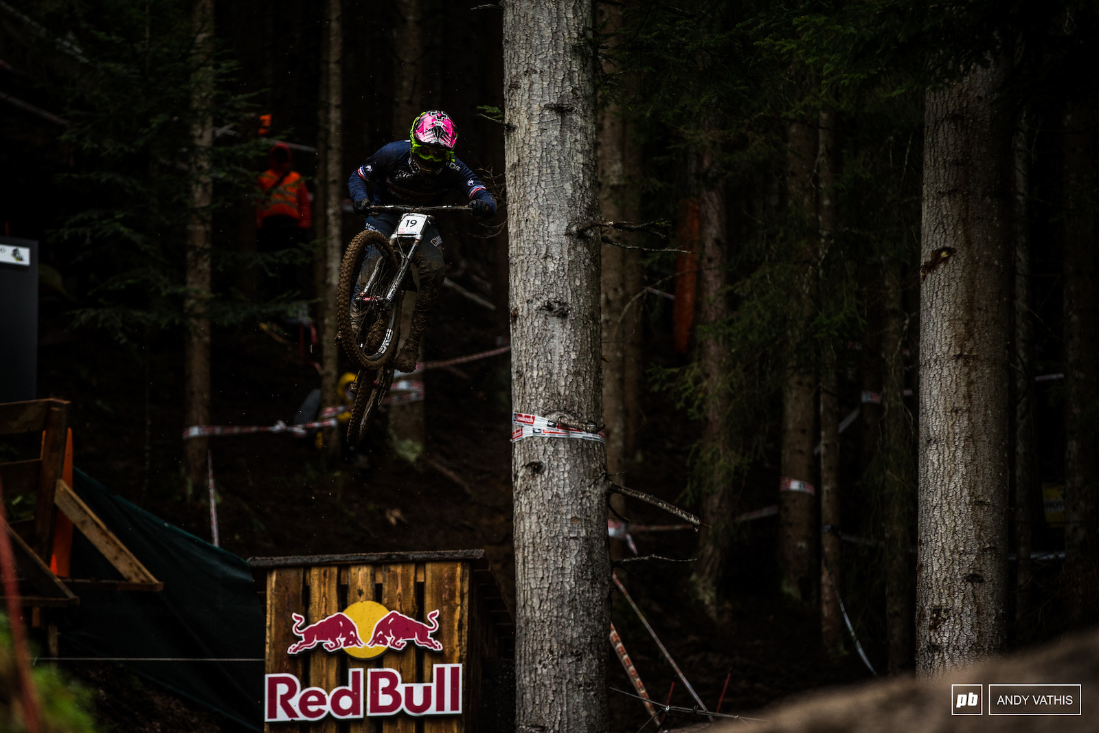 Thibaut Daprela showing his true strength today narrowly missing out on the top ten.