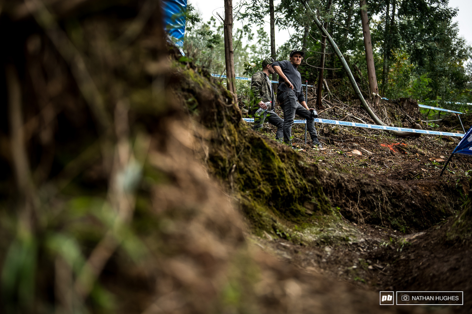 The next best thing to Rampage for Brendan Fairclough who will hopefully do damage on this gnarly track.